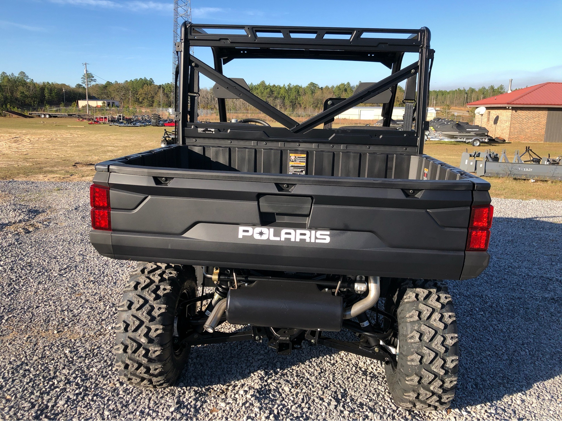 2020 Polaris Ranger 1000 Premium in Saucier, Mississippi - Photo 5