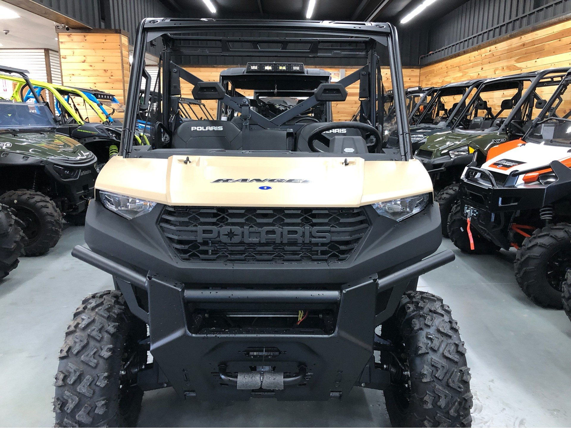 2020 Polaris Ranger 1000 Premium in Saucier, Mississippi - Photo 2