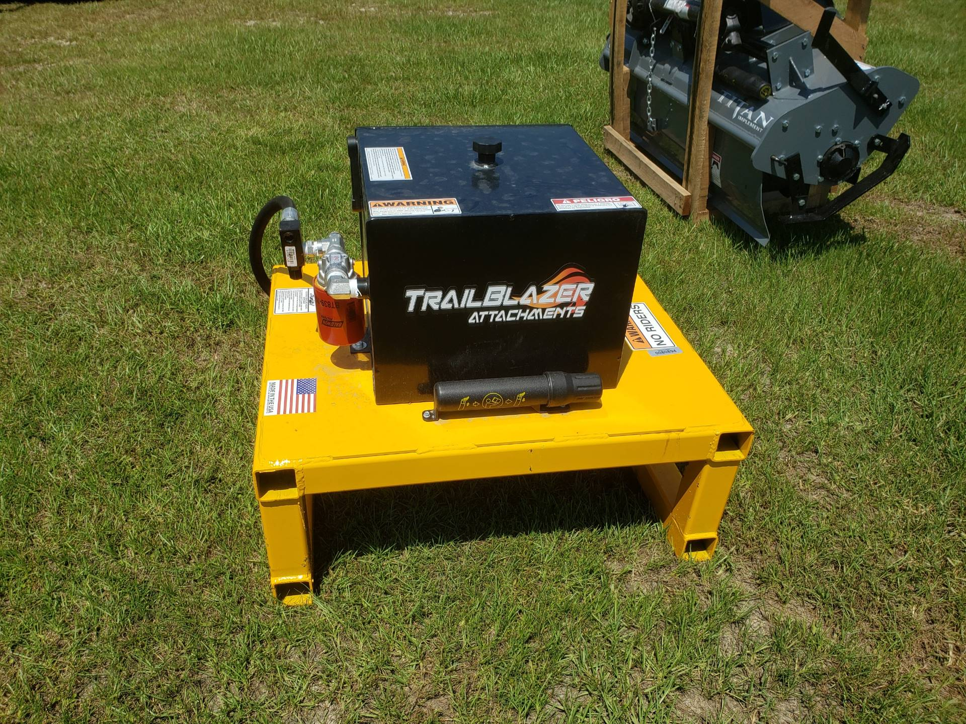 Titan Implement Pump Kit for TB1 in Saucier, Mississippi - Photo 3