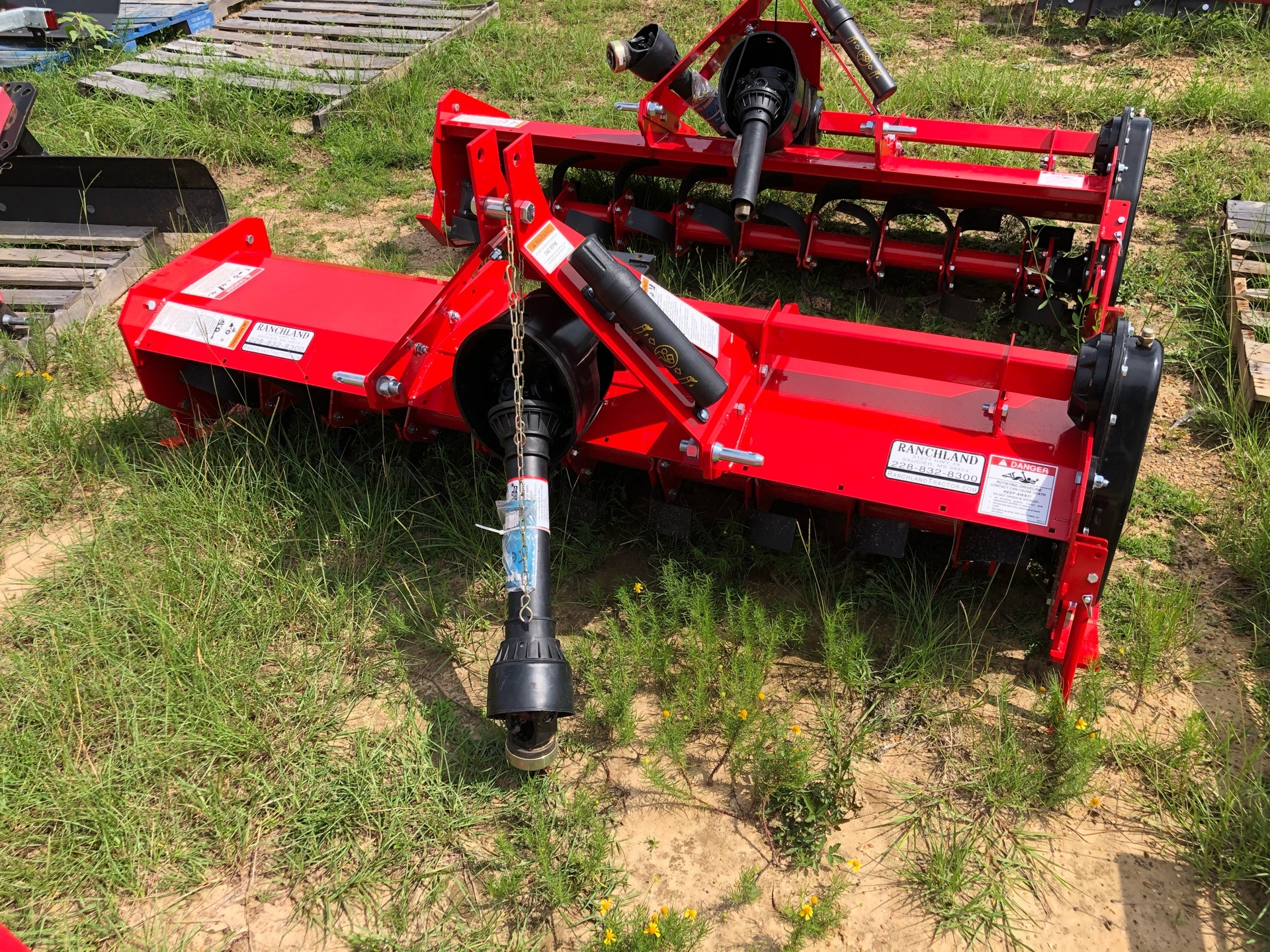 2020 Woods RT72.40 / RTR72.40 Rotary Tiller in Saucier, Mississippi - Photo 1