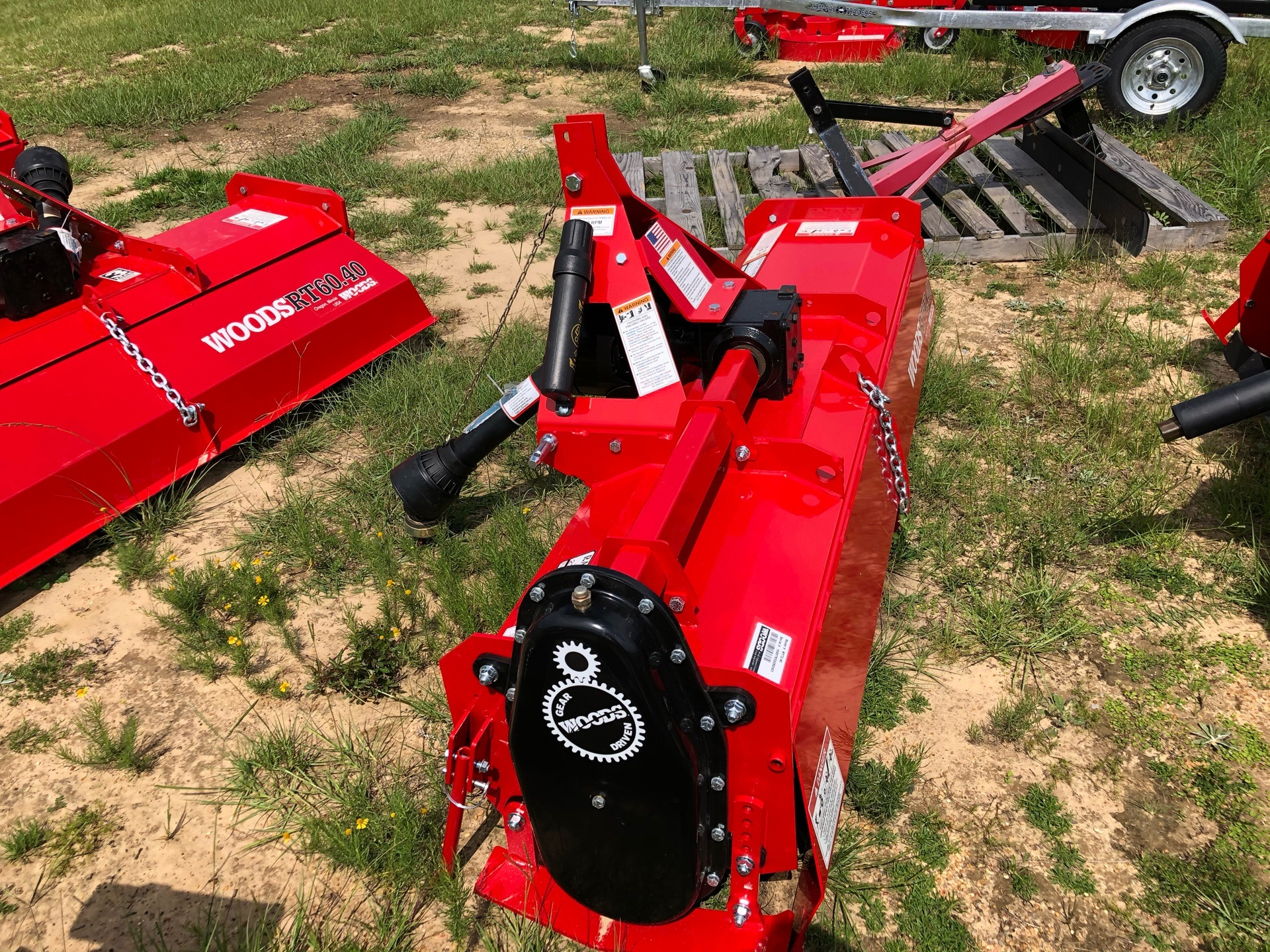 2020 Woods RT72.40 / RTR72.40 Rotary Tiller in Saucier, Mississippi - Photo 7