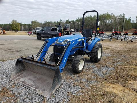 2012 New Holland Agriculture Boomer Compact 20 in Saucier, Mississippi - Photo 1
