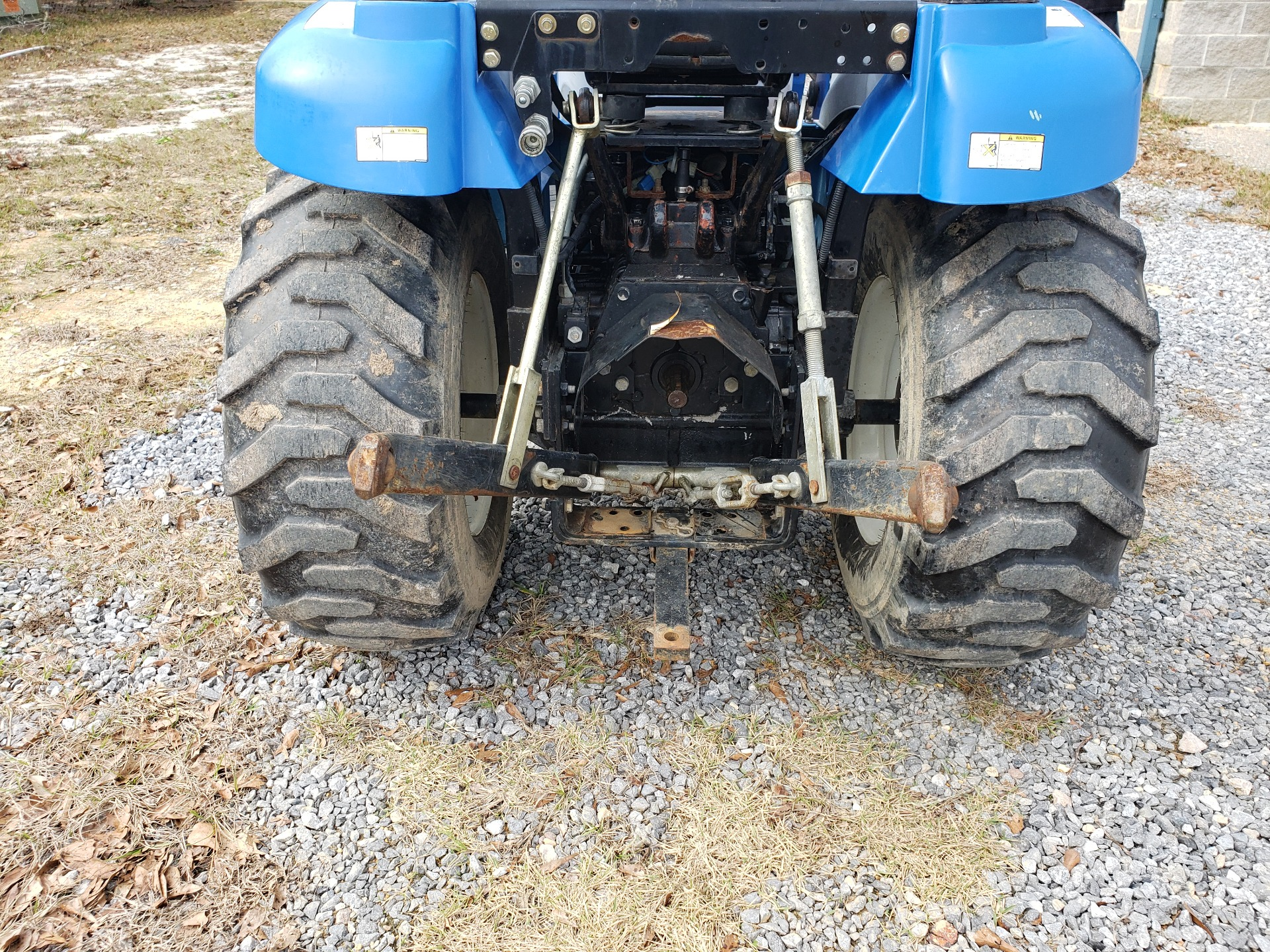 2012 New Holland Agriculture Boomer Compact 20 in Saucier, Mississippi - Photo 8