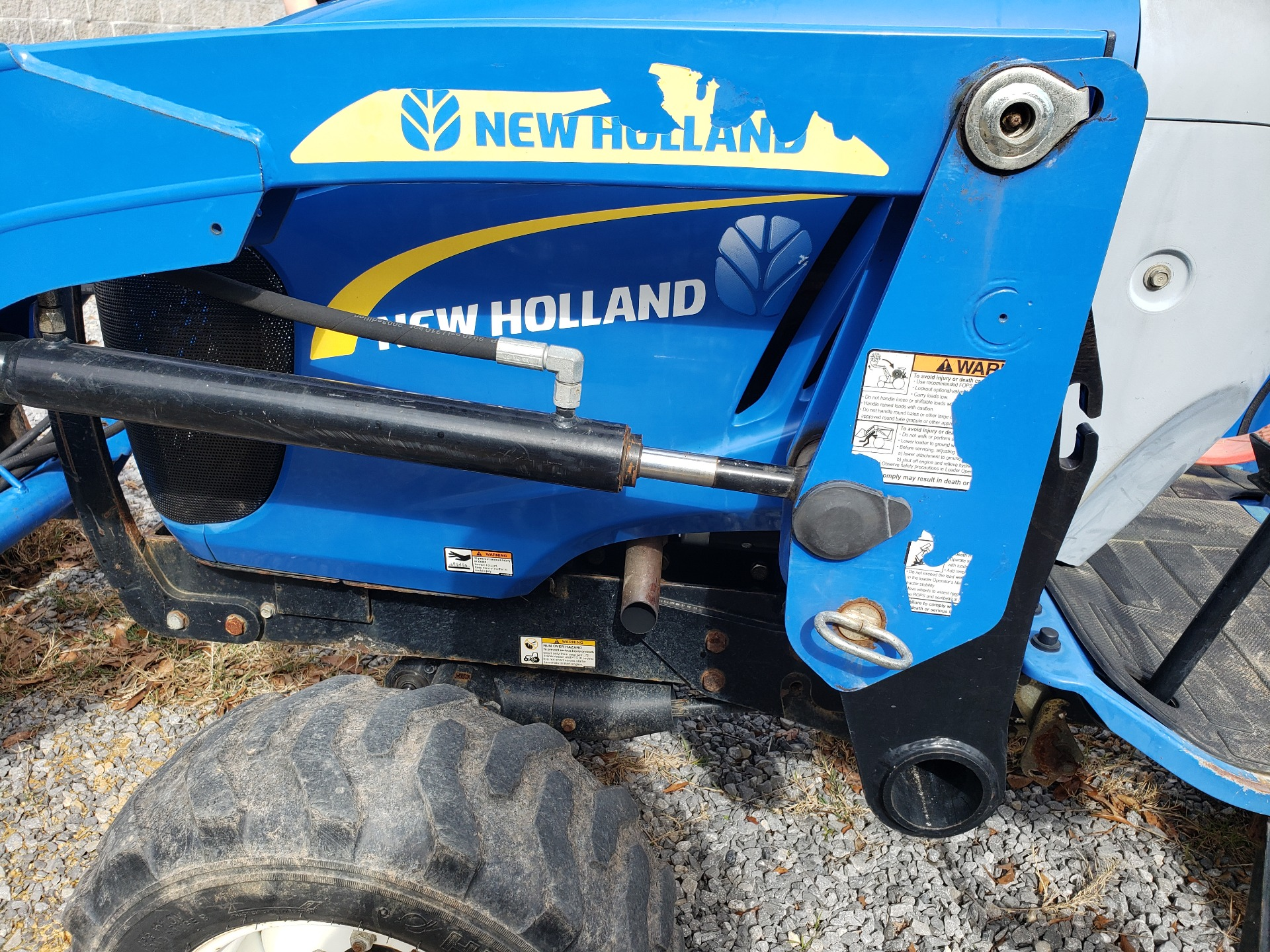 2012 New Holland Agriculture Boomer Compact 20 in Saucier, Mississippi - Photo 11