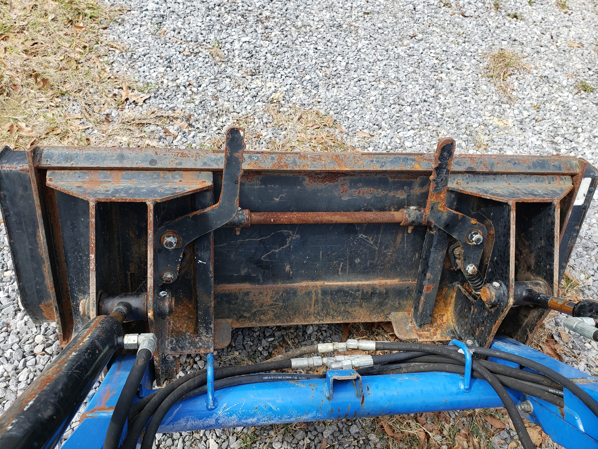 2012 New Holland Agriculture Boomer Compact 20 in Saucier, Mississippi - Photo 12