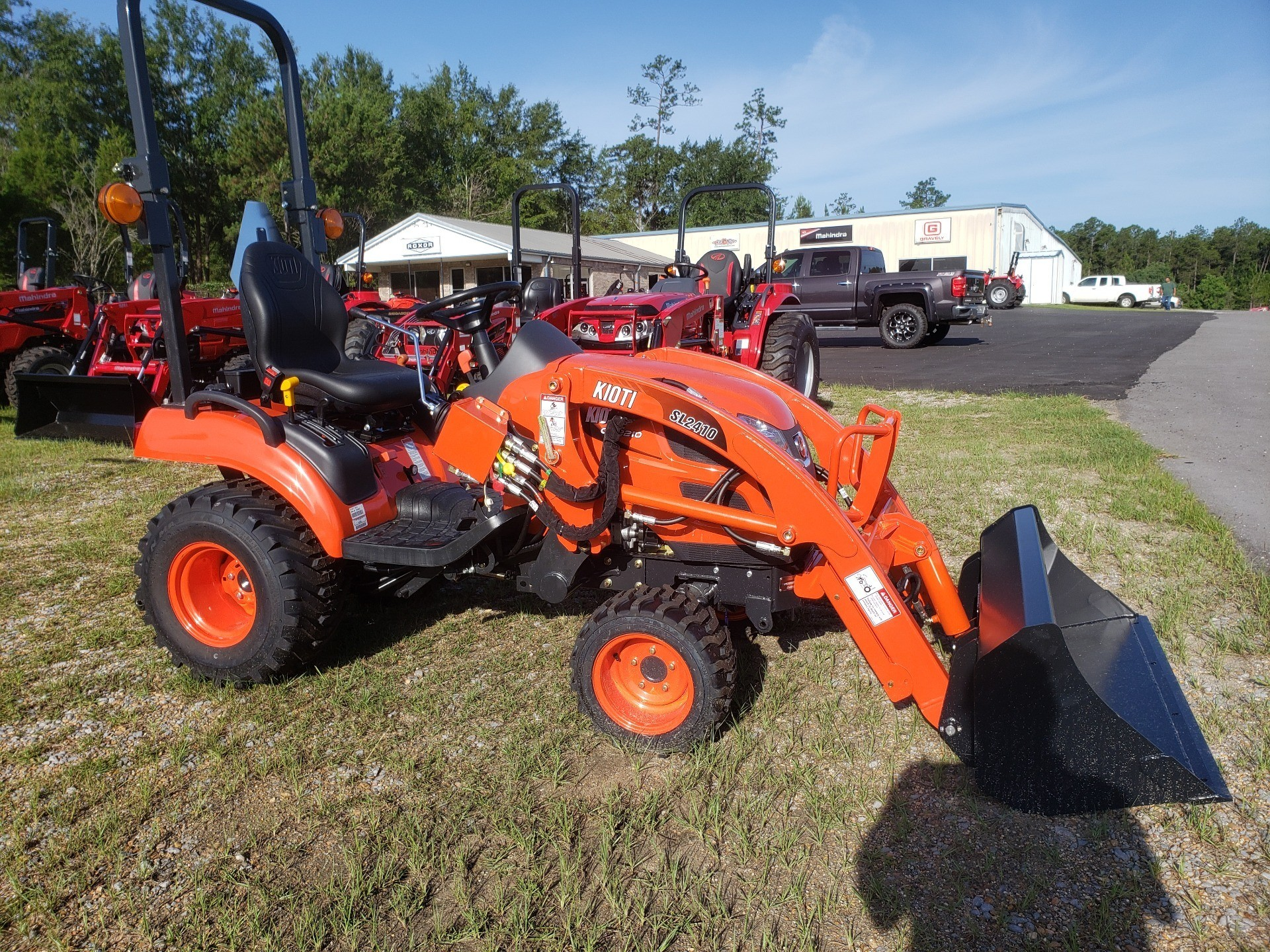 2019 KIOTI CS2210 in Saucier, Mississippi - Photo 3
