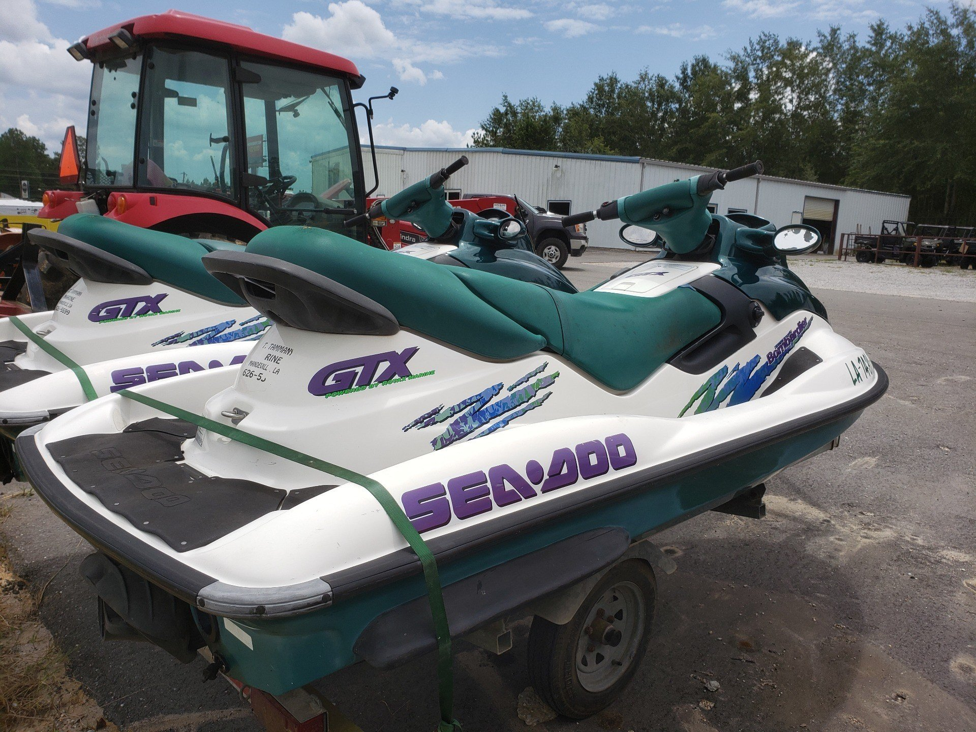 1997 Sea-Doo GTX 5642 - 782cc in Saucier, Mississippi - Photo 2