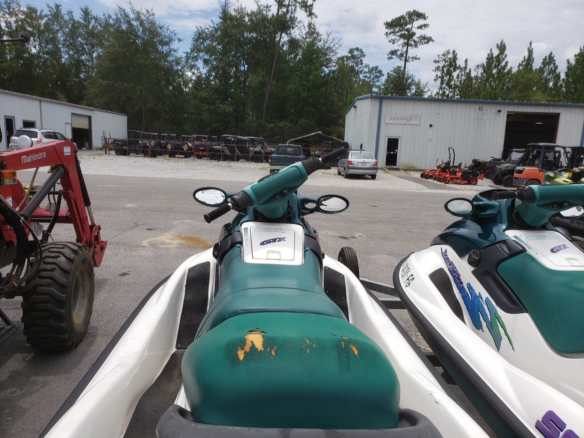 1997 Sea-Doo GTX 5642 - 782cc in Saucier, Mississippi - Photo 5