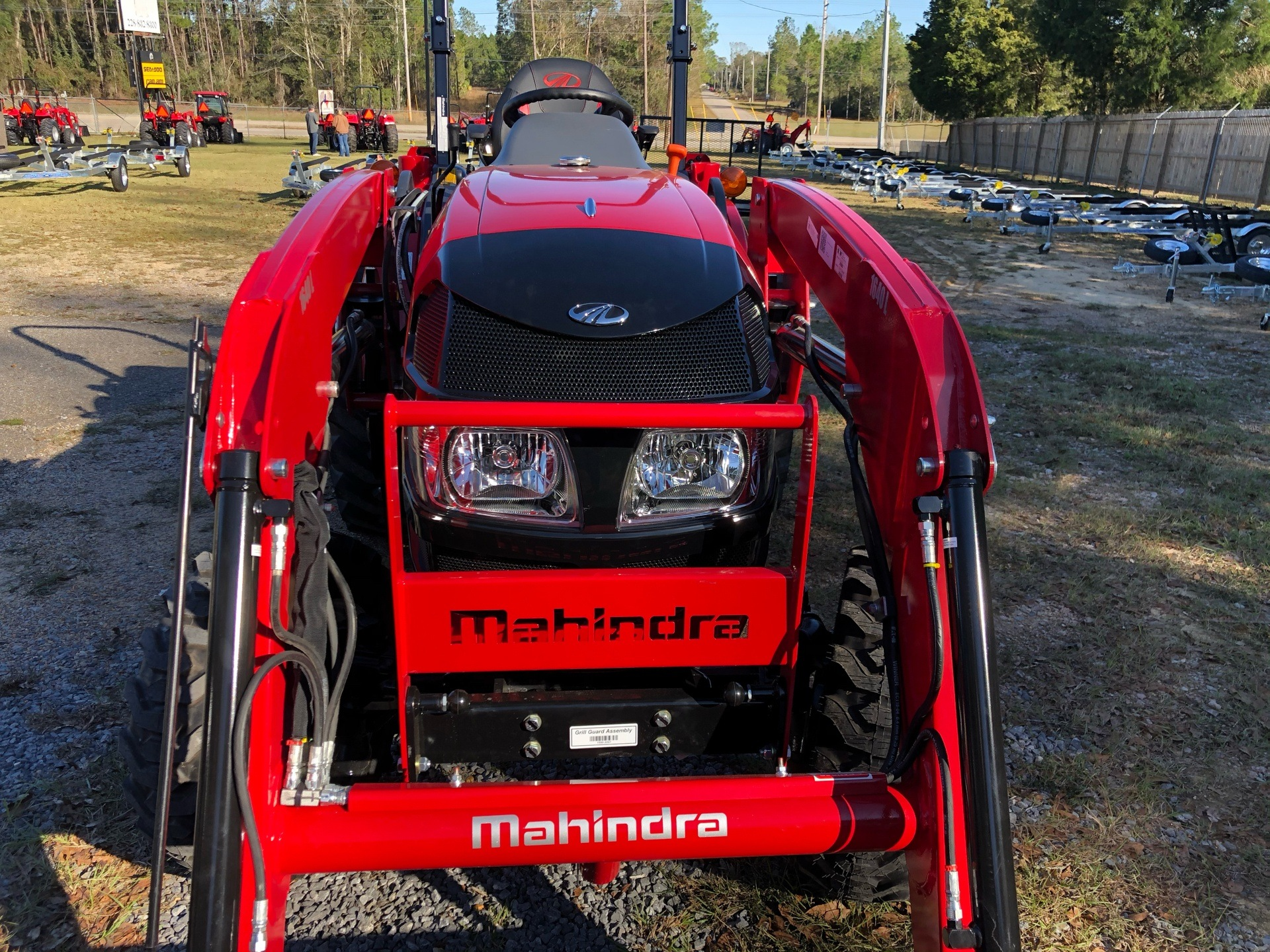 2021 Mahindra 1640 Shuttle in Saucier, Mississippi - Photo 3