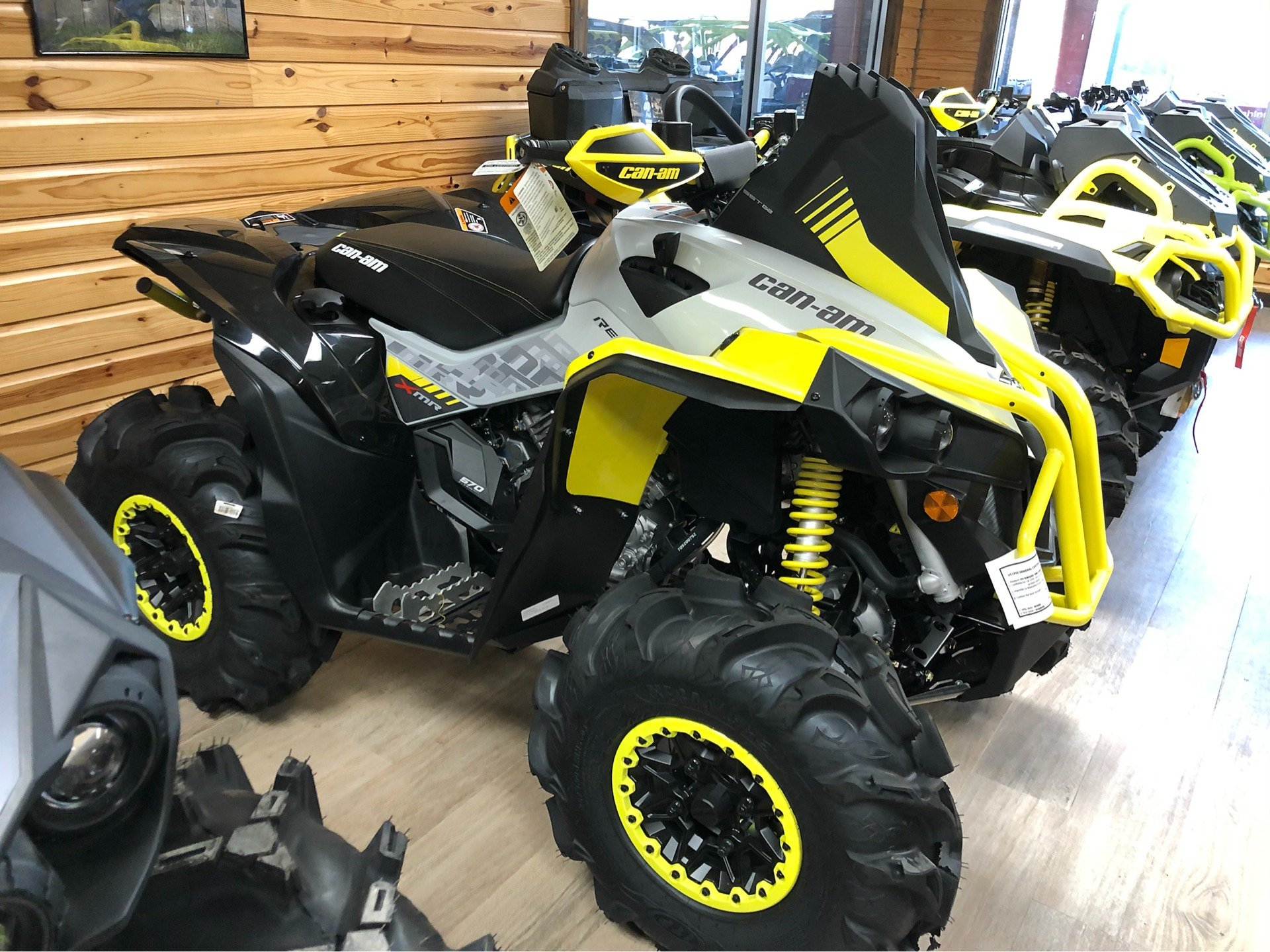 2020 Can-Am Renegade X MR 570 in Saucier, Mississippi - Photo 5