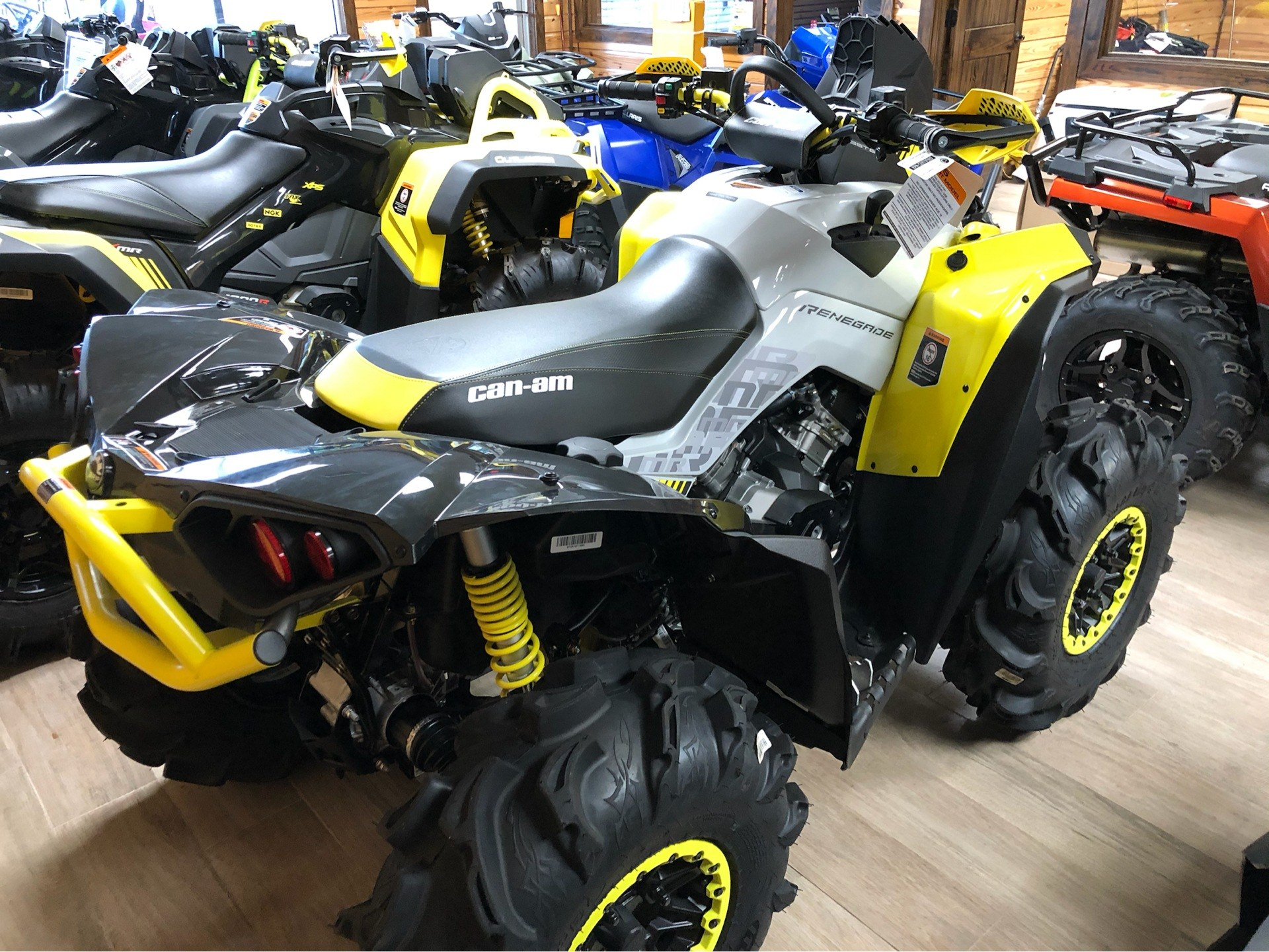2020 Can-Am Renegade X MR 570 in Saucier, Mississippi - Photo 6