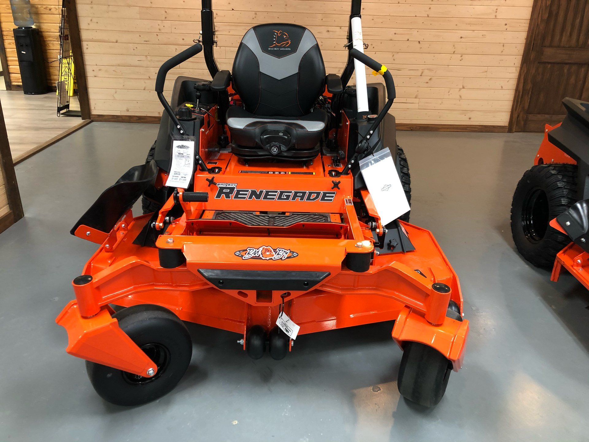 2020 Bad Boy Mowers Renegade 61 in. Vanguard EFI 993 cc in Saucier, Mississippi - Photo 1