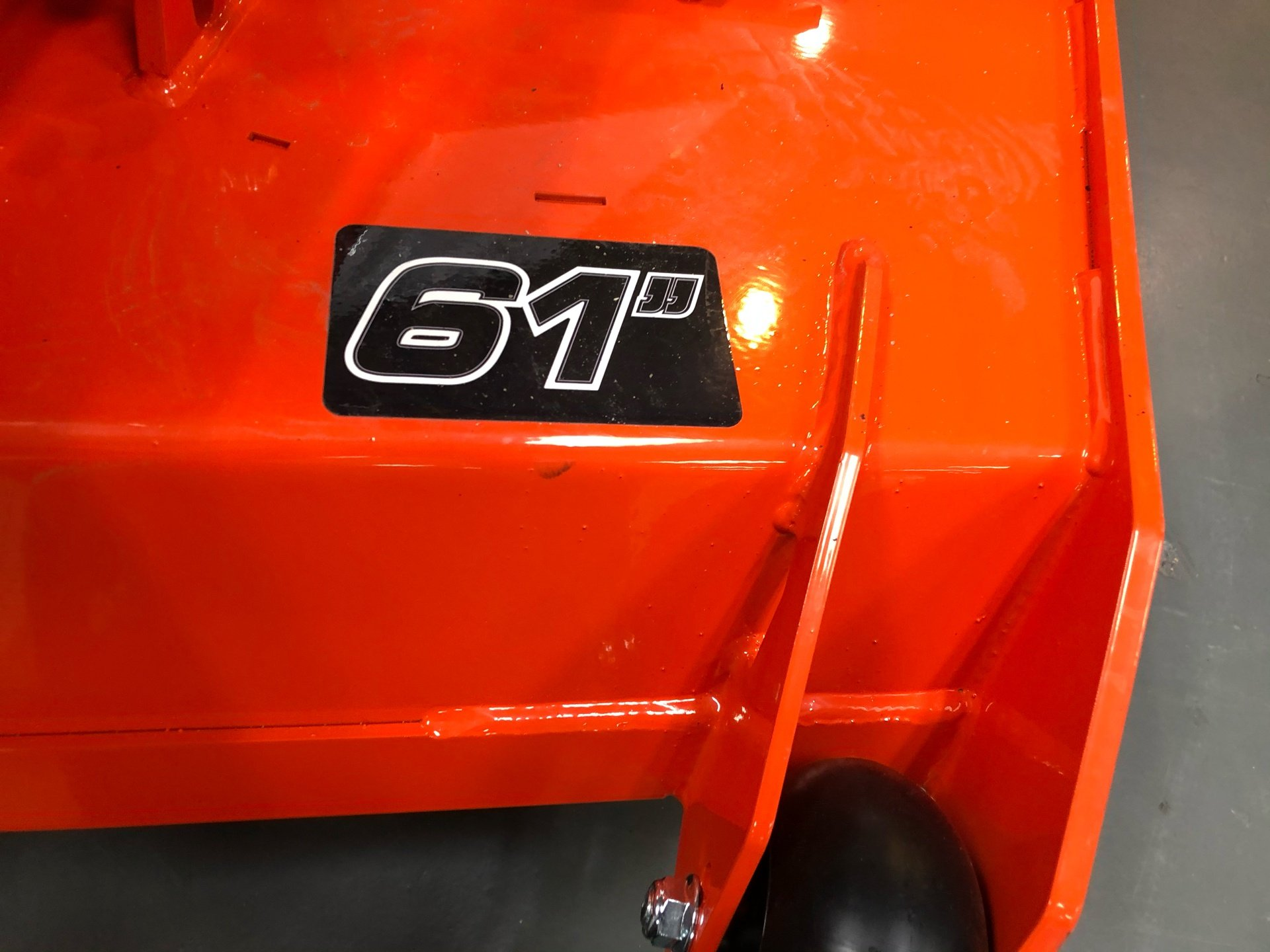 2020 Bad Boy Mowers Renegade 61 in. Vanguard EFI 993 cc in Saucier, Mississippi - Photo 3