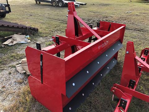2019 Titan Implement 6' Box Blade in Saucier, Mississippi - Photo 1