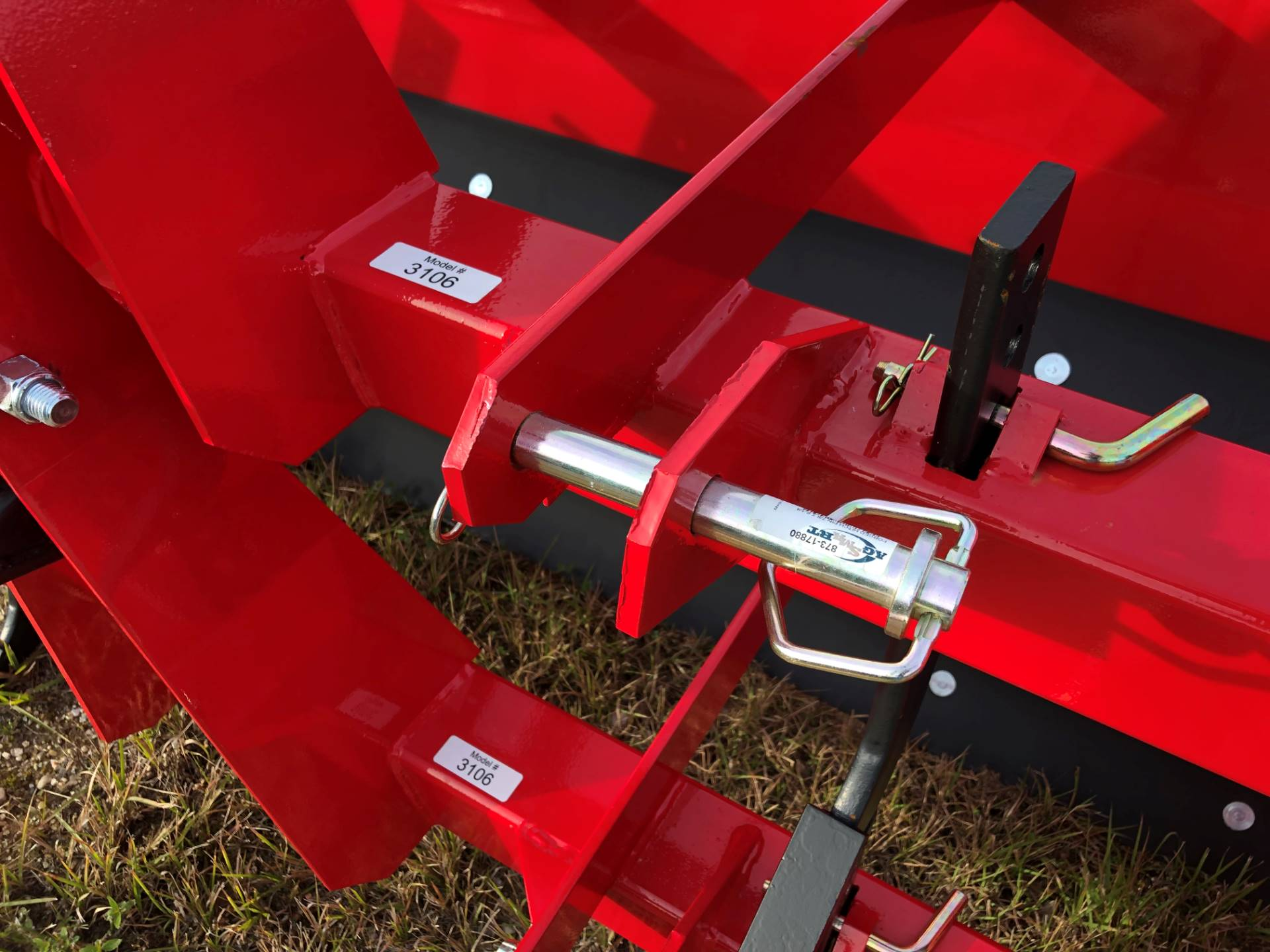 2019 Titan Implement 6' Box Blade in Saucier, Mississippi - Photo 3