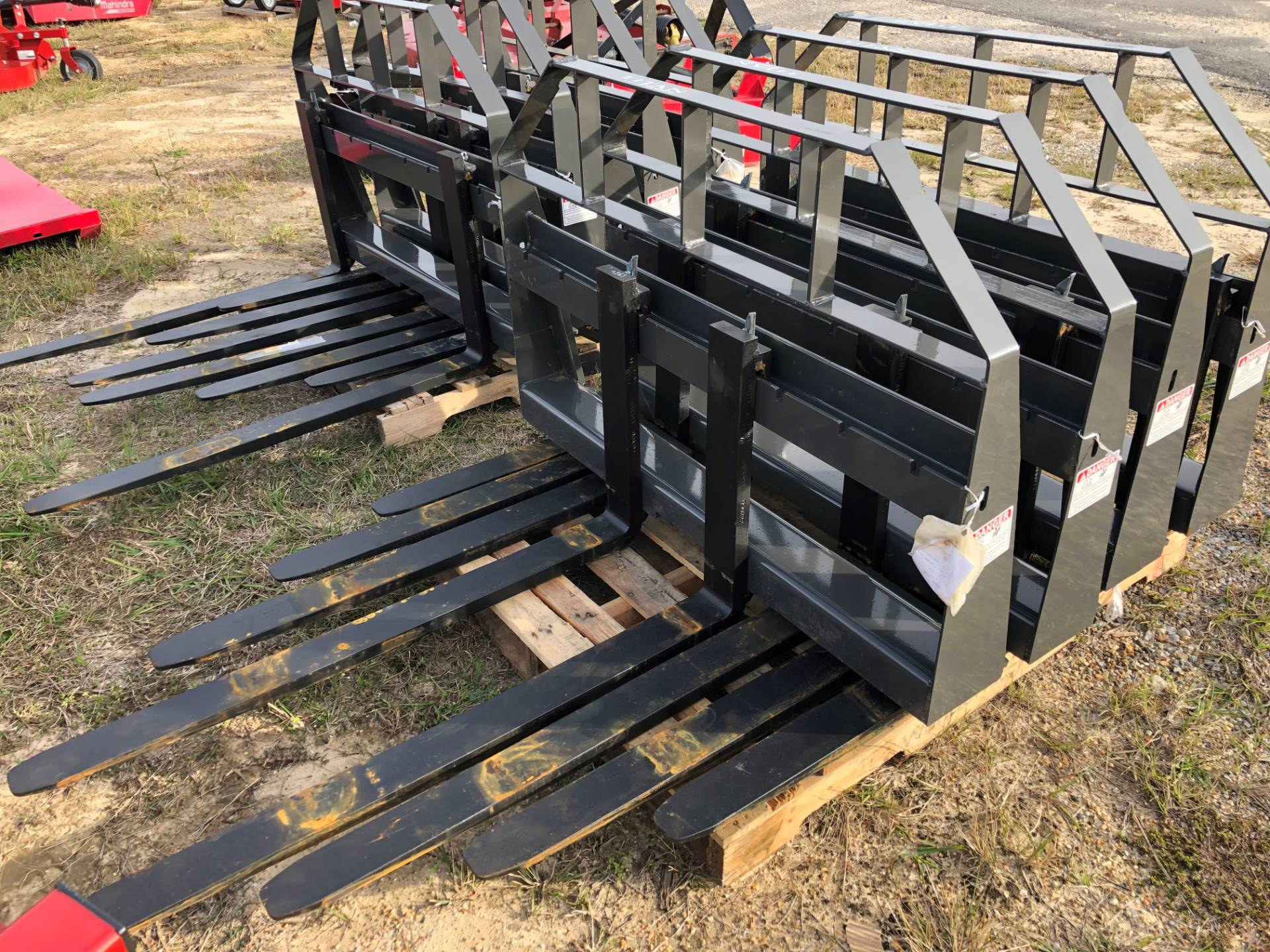 "2021 Titan Implement Pallet Forks 2K, 42"" Long in Saucier, Mississippi - Photo 1"