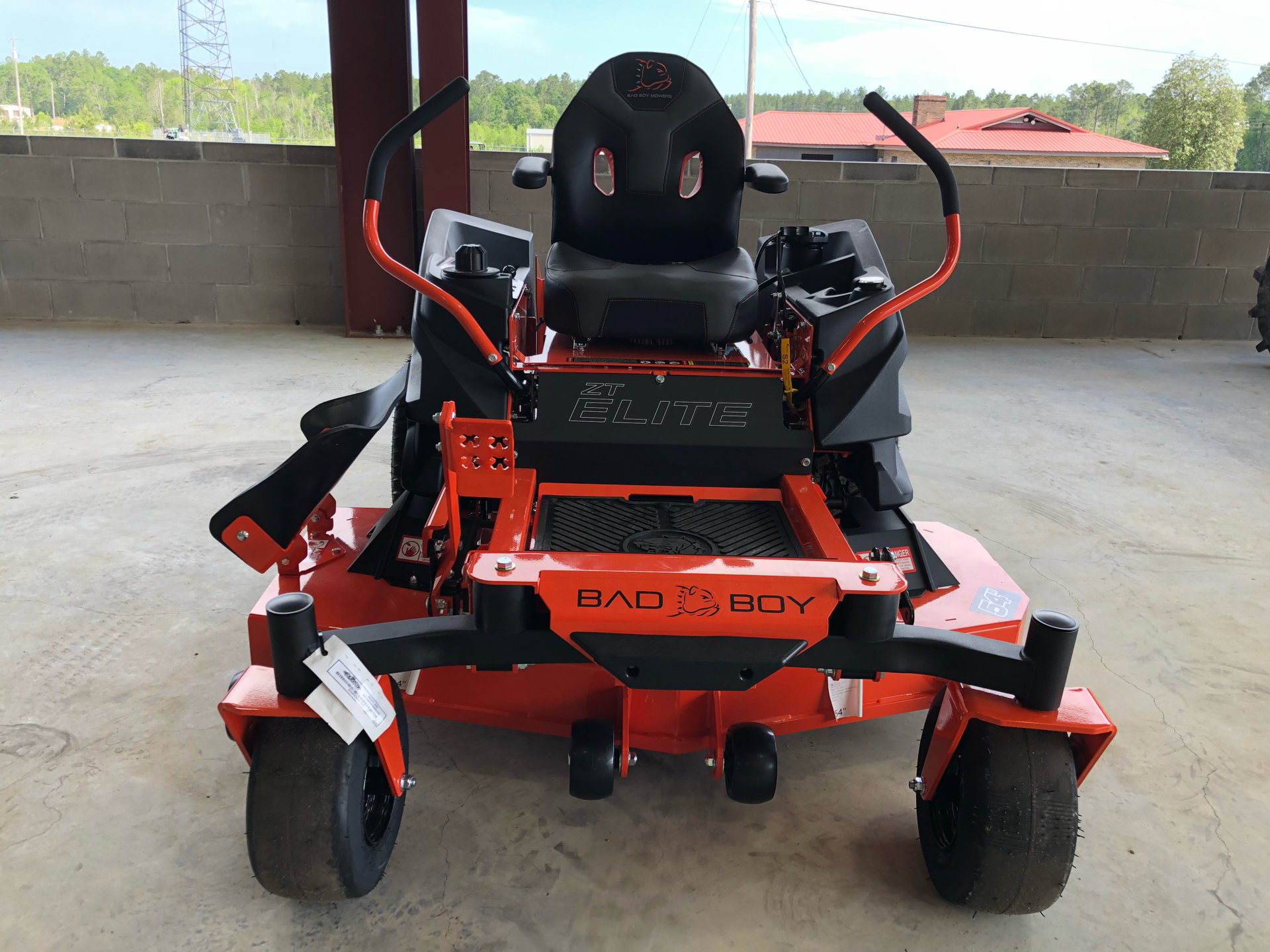 2021 Bad Boy Mowers ZT Elite 54 in. Kawasaki FR730 726 cc in Saucier, Mississippi - Photo 2