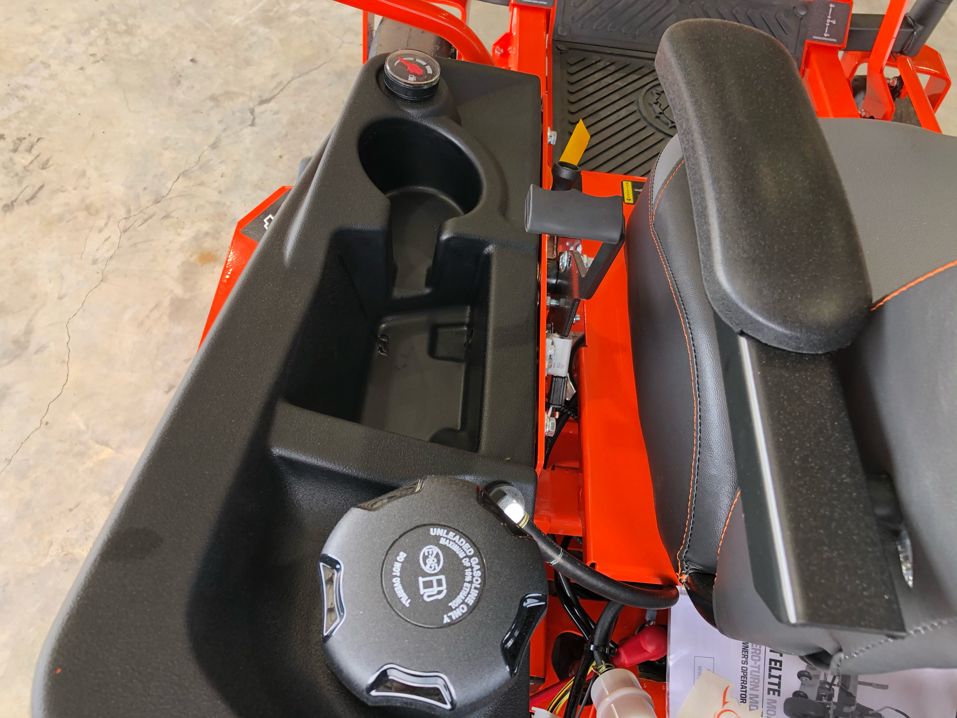 2021 Bad Boy Mowers ZT Elite 54 in. Kawasaki FR730 726 cc in Saucier, Mississippi - Photo 10