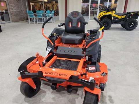 2021 Bad Boy Mowers ZT Elite 54 in. Kawasaki FR730 726 cc in Saucier, Mississippi - Photo 1