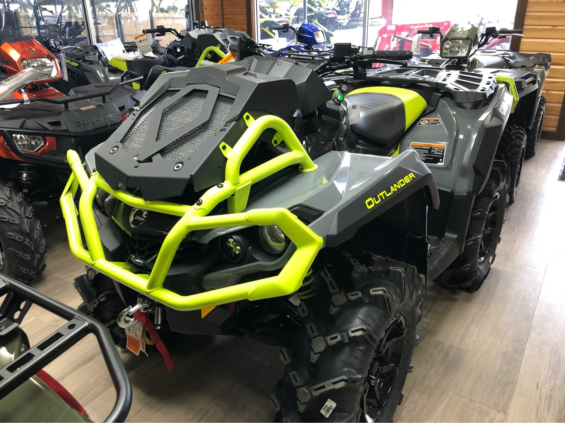 2020 Can-Am Outlander X MR 850 in Saucier, Mississippi - Photo 5