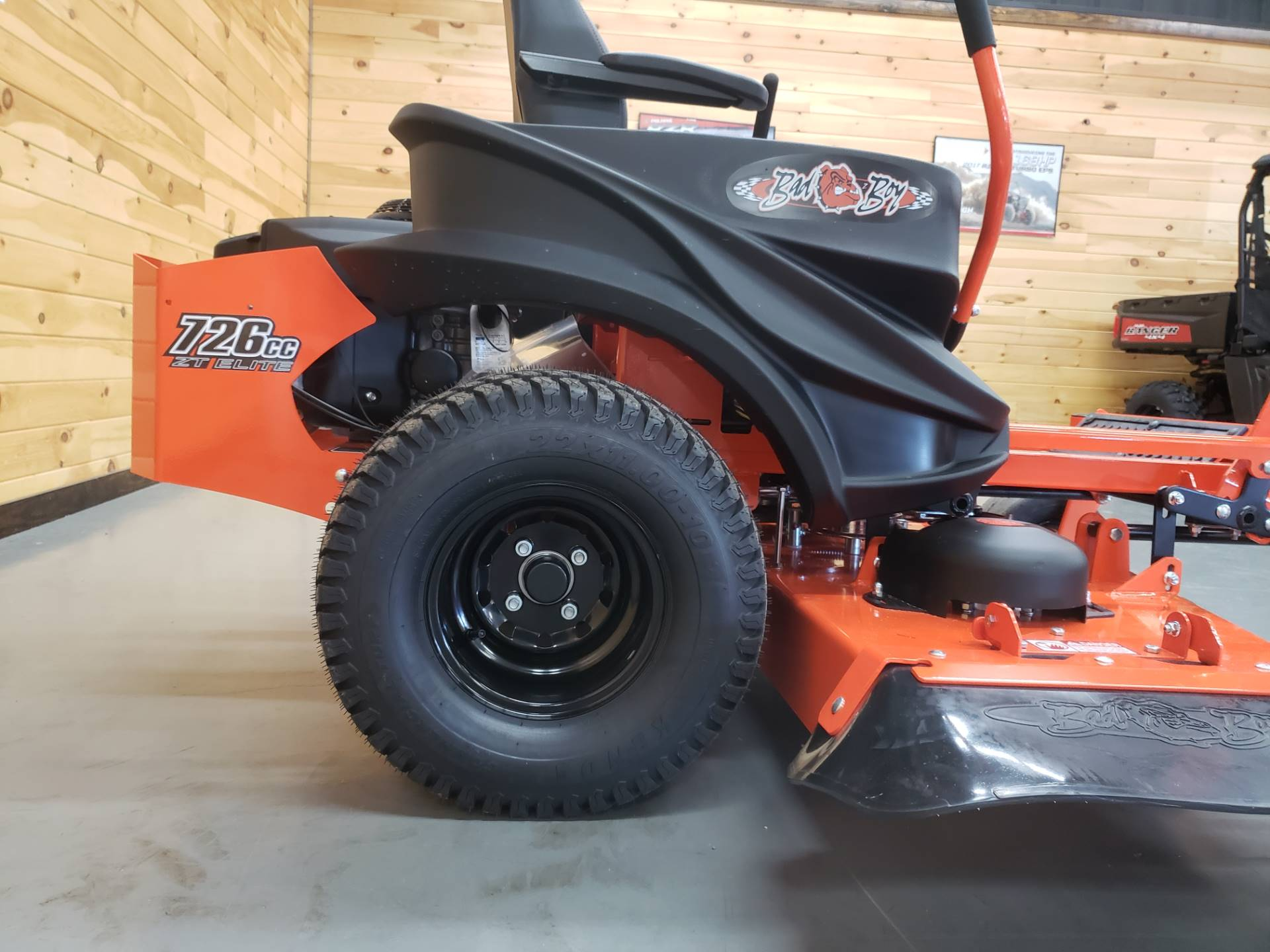 "2019 Bad Boy Mowers ZT Elite 54"" with Kawasaki FR730 in Saucier, Mississippi - Photo 9"