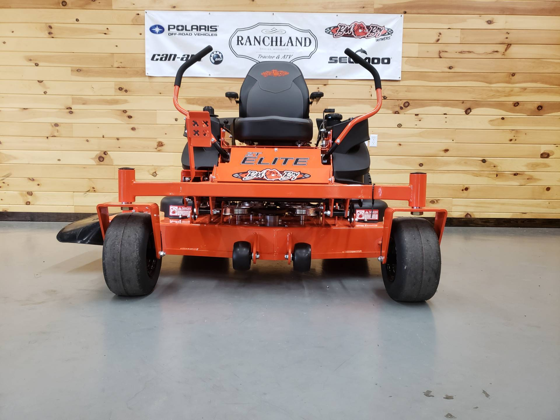 "2019 Bad Boy Mowers ZT Elite 54"" with Kawasaki FR730 in Saucier, Mississippi - Photo 13"
