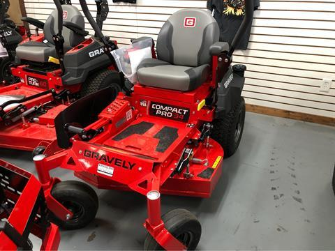 2019 Gravely USA Compact-Pro 34 Kawasaki Zero Turn Mower in Saucier, Mississippi - Photo 1