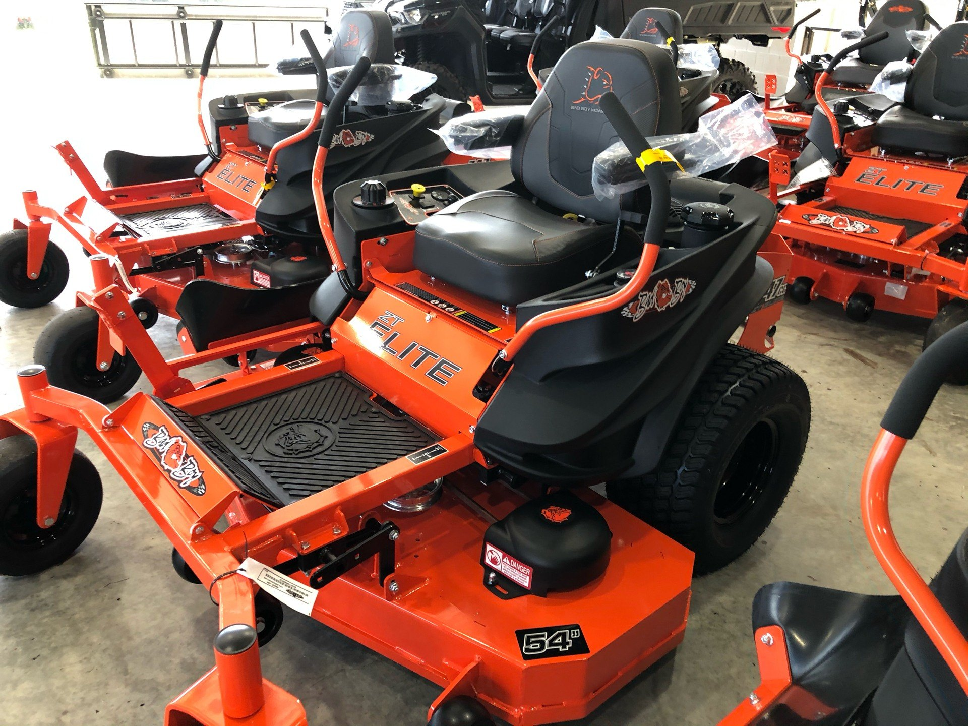 2020 Bad Boy Mowers ZT Elite 54 in. Kohler Pro 7000 747 cc in Saucier, Mississippi - Photo 5