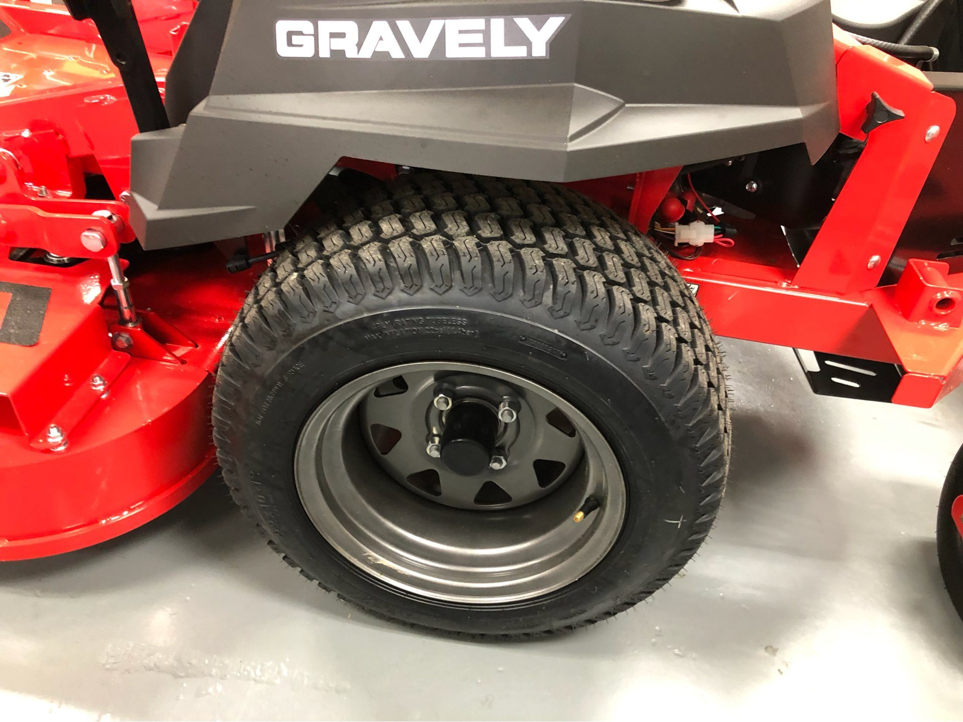 2019 Gravely USA ZT HD 48 (Kawasaki) in Saucier, Mississippi