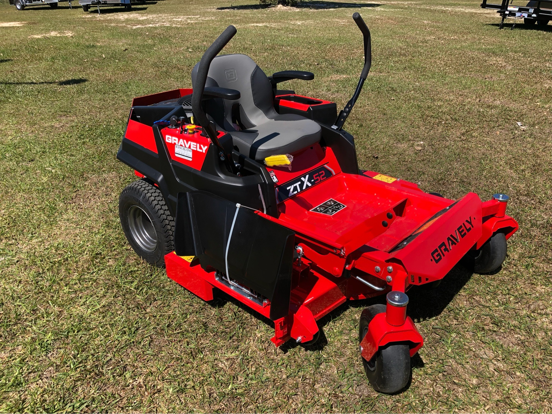 2019 Gravely USA ZT X 52 Kohler 25hp Zero Turn Mower in Saucier, Mississippi - Photo 1