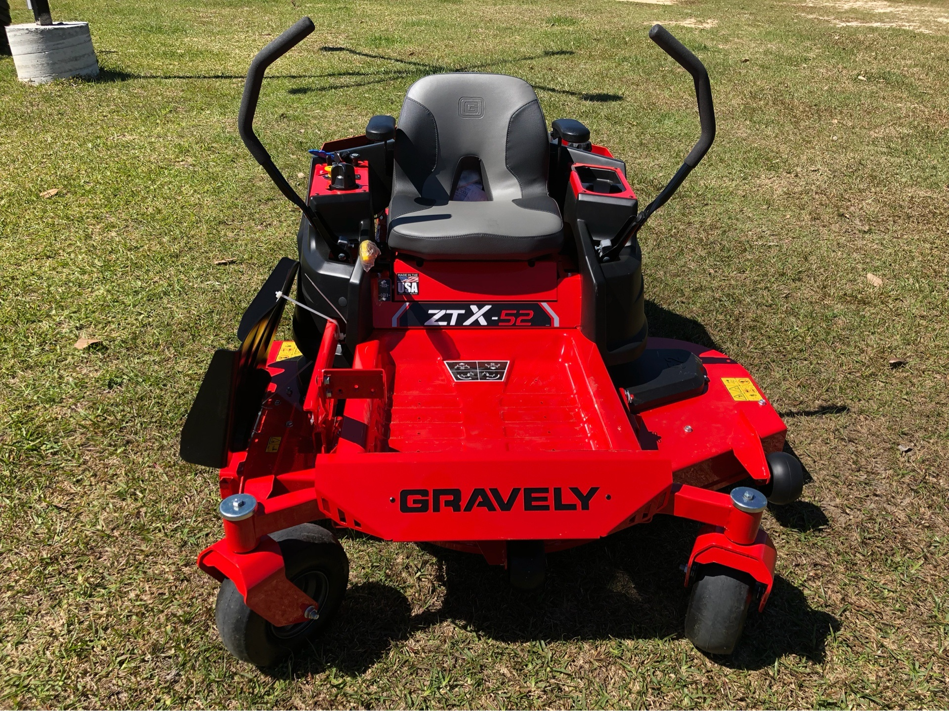 2019 Gravely USA ZT X 52 Kohler 25hp Zero Turn Mower in Saucier, Mississippi - Photo 2