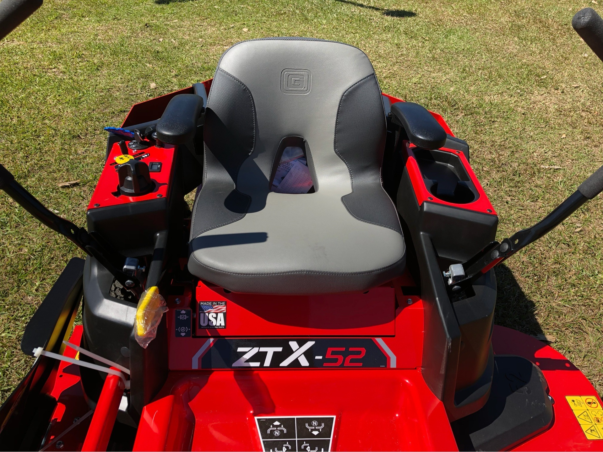 2019 Gravely USA ZT X 52 (Kohler) in Saucier, Mississippi - Photo 3
