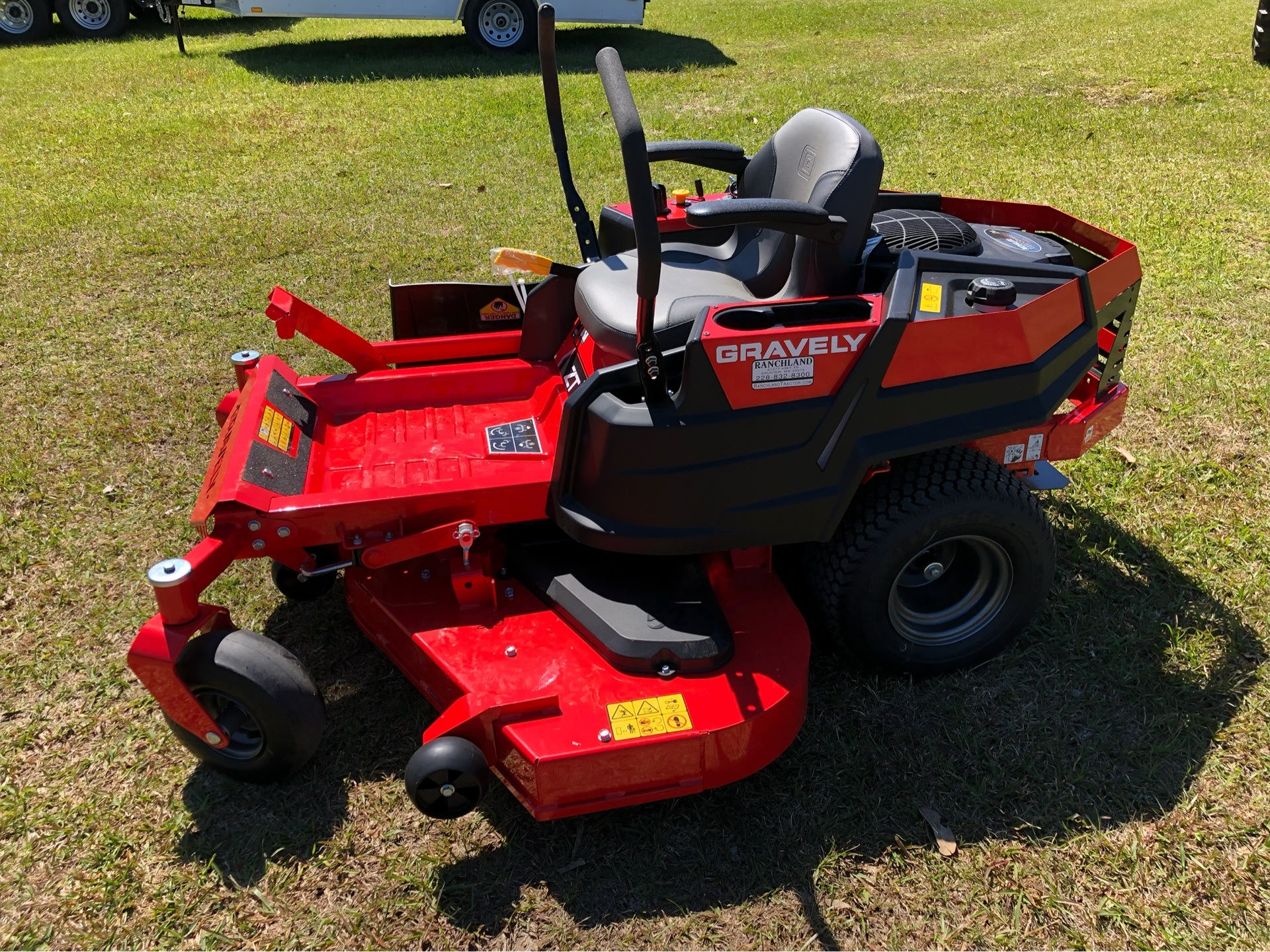 2019 Gravely USA ZT X 52 Kohler 25hp Zero Turn Mower in Saucier, Mississippi - Photo 4