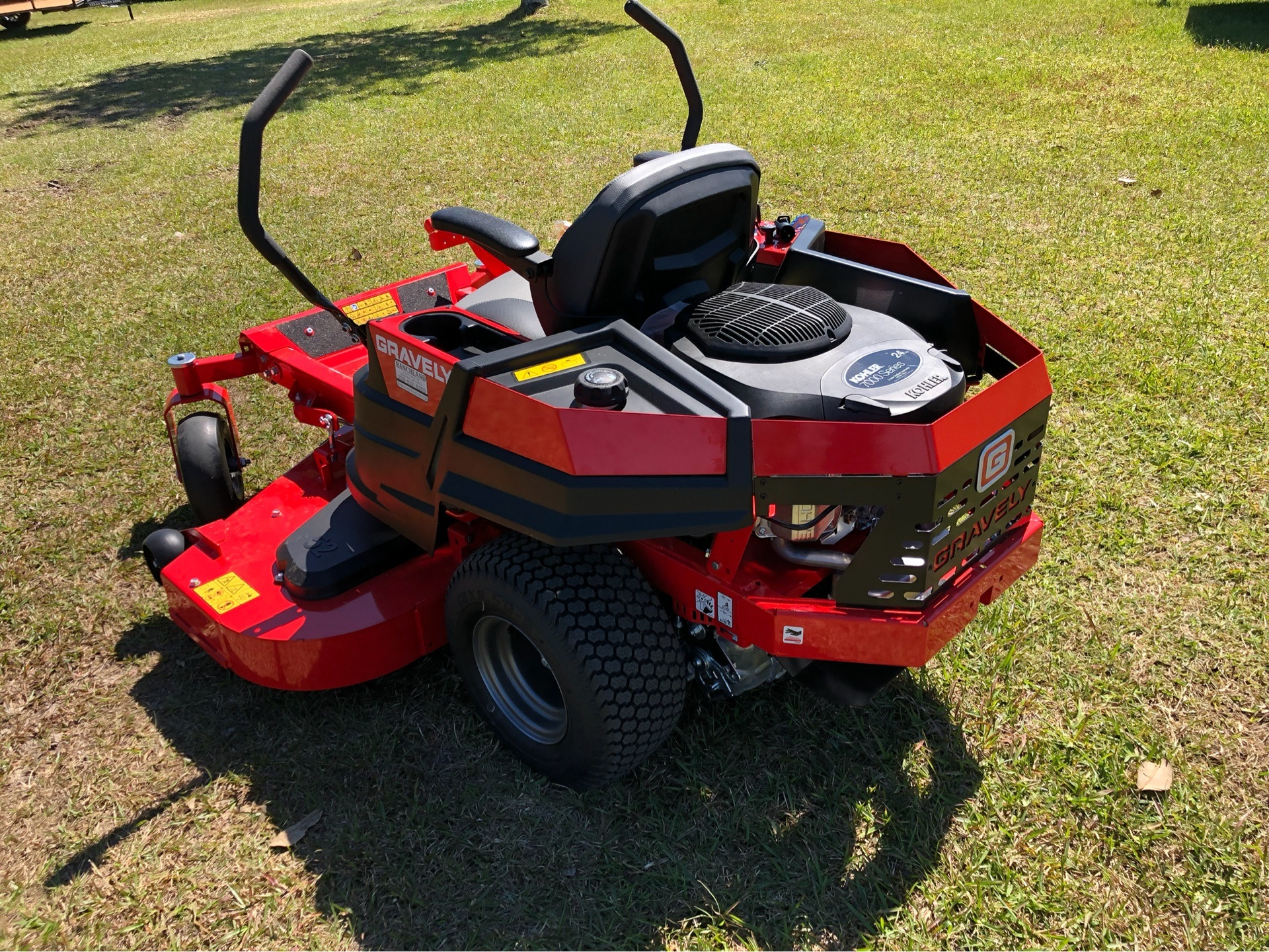 2019 Gravely USA ZT X 52 Kohler 25hp Zero Turn Mower in Saucier, Mississippi - Photo 5