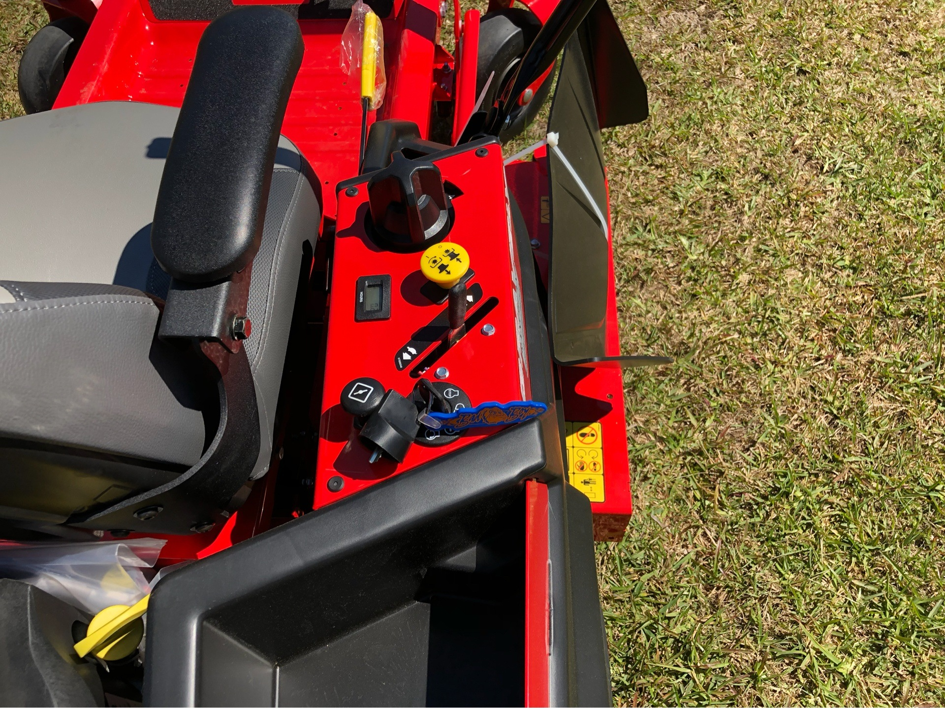 2019 Gravely USA ZT X 52 Kohler 25hp Zero Turn Mower in Saucier, Mississippi - Photo 10