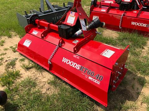 2020 Woods RT60.40 / RTR60.40 Rotary Tiller in Saucier, Mississippi - Photo 3