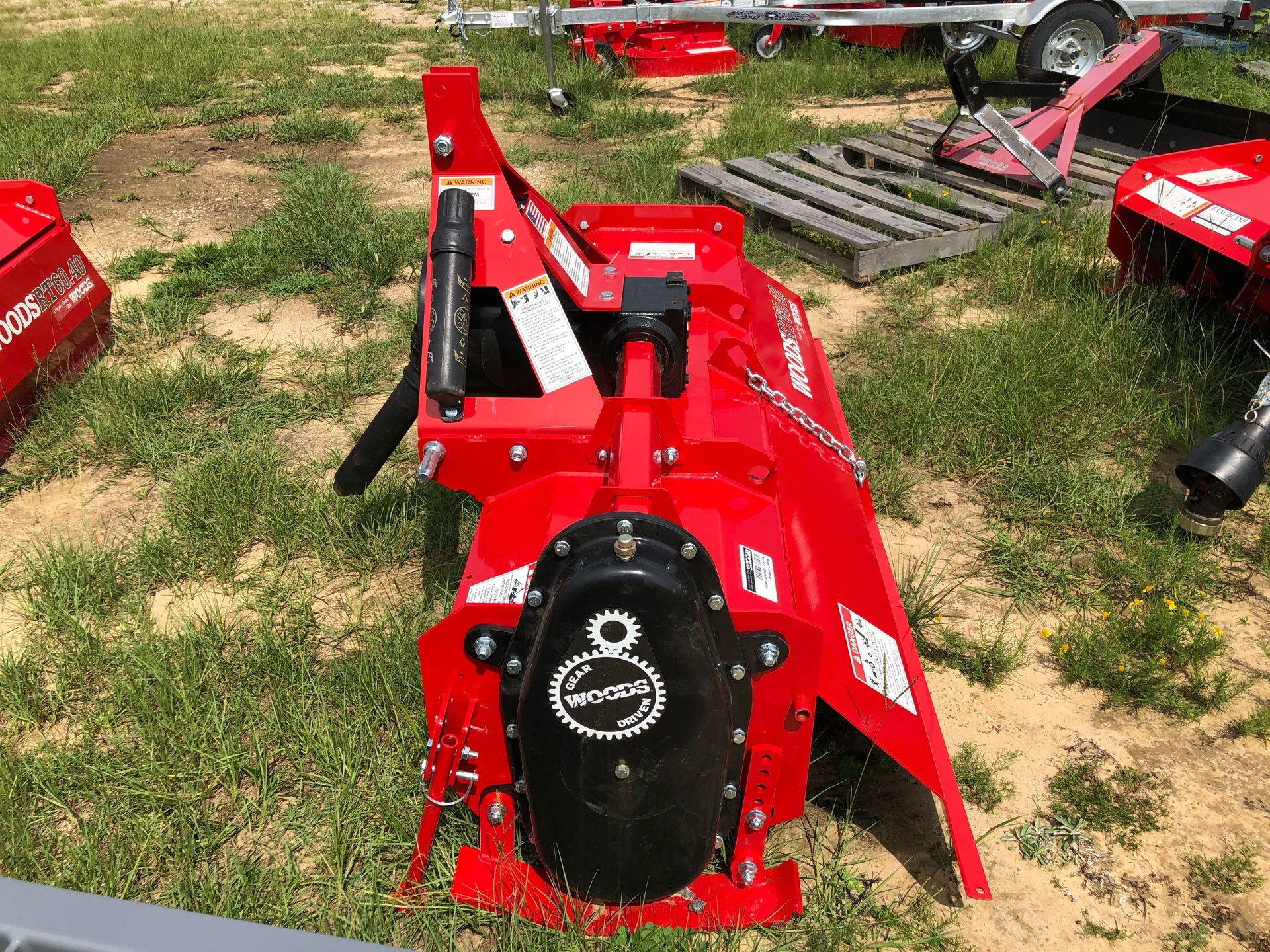 2020 Woods RT60.40 / RTR60.40 Rotary Tiller in Saucier, Mississippi - Photo 5