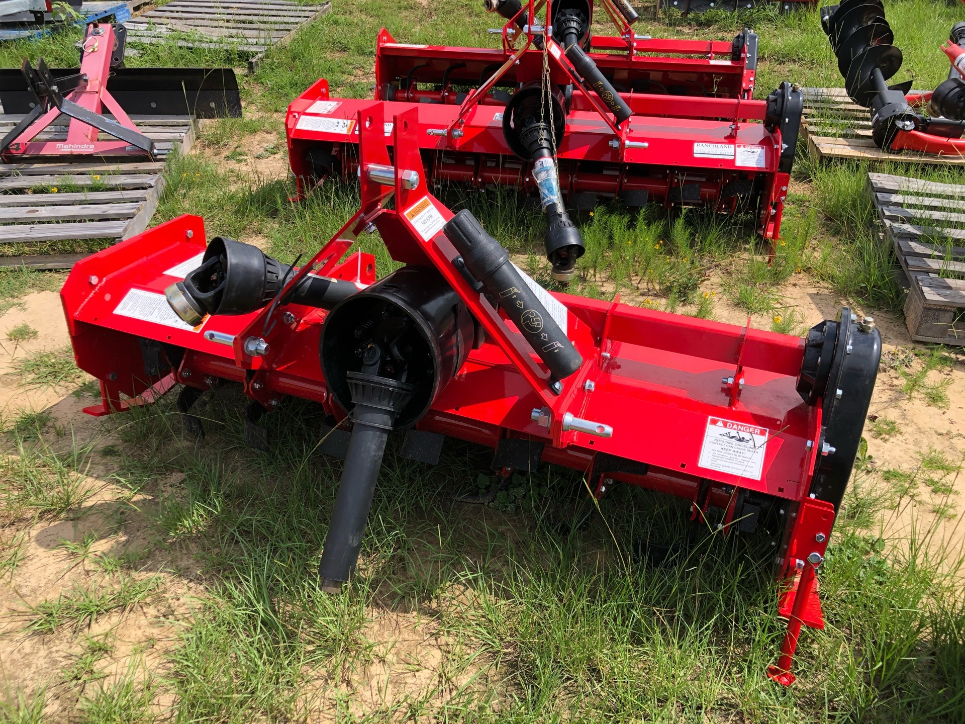 2020 Woods RT60.40 / RTR60.40 Rotary Tiller in Saucier, Mississippi - Photo 7
