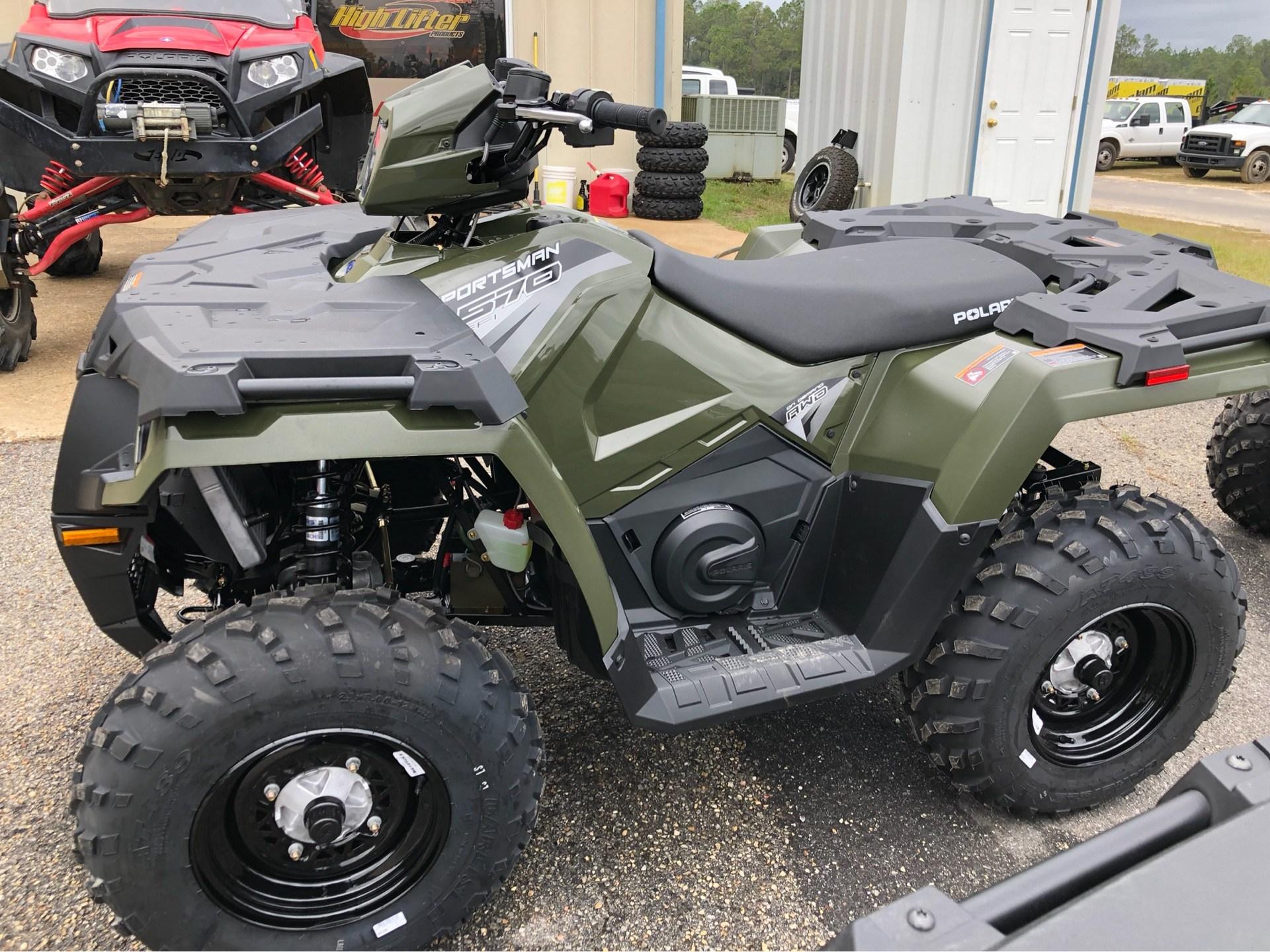 2019 Polaris Sportsman 570 in Saucier, Mississippi