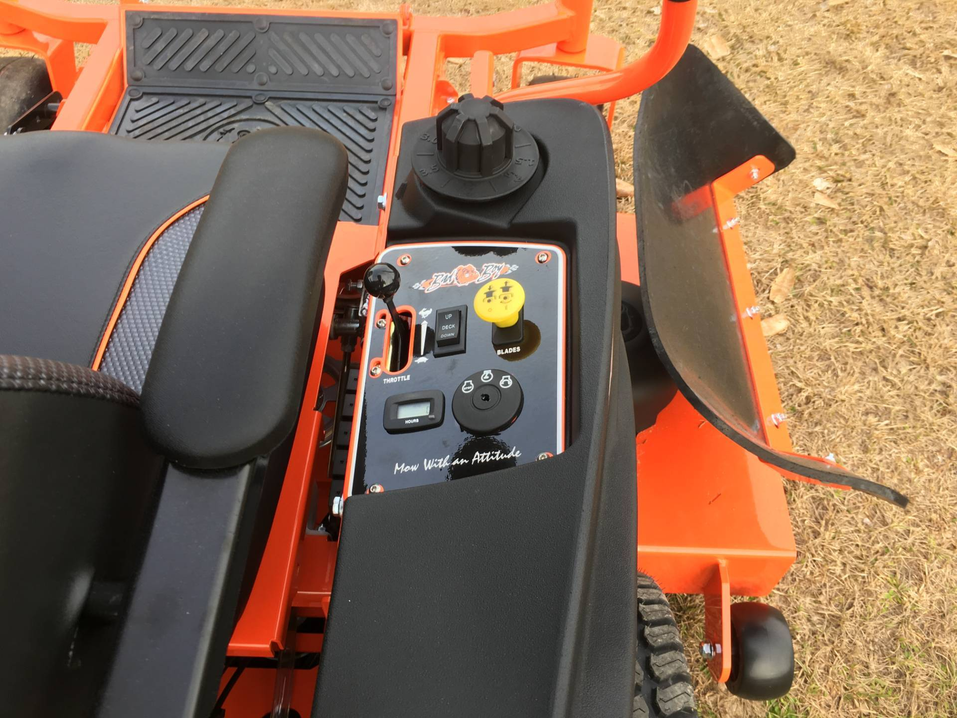 "2018 Bad Boy Mowers ZT Elite 60"" Kohler - BZ60KT745P in Saucier, Mississippi"