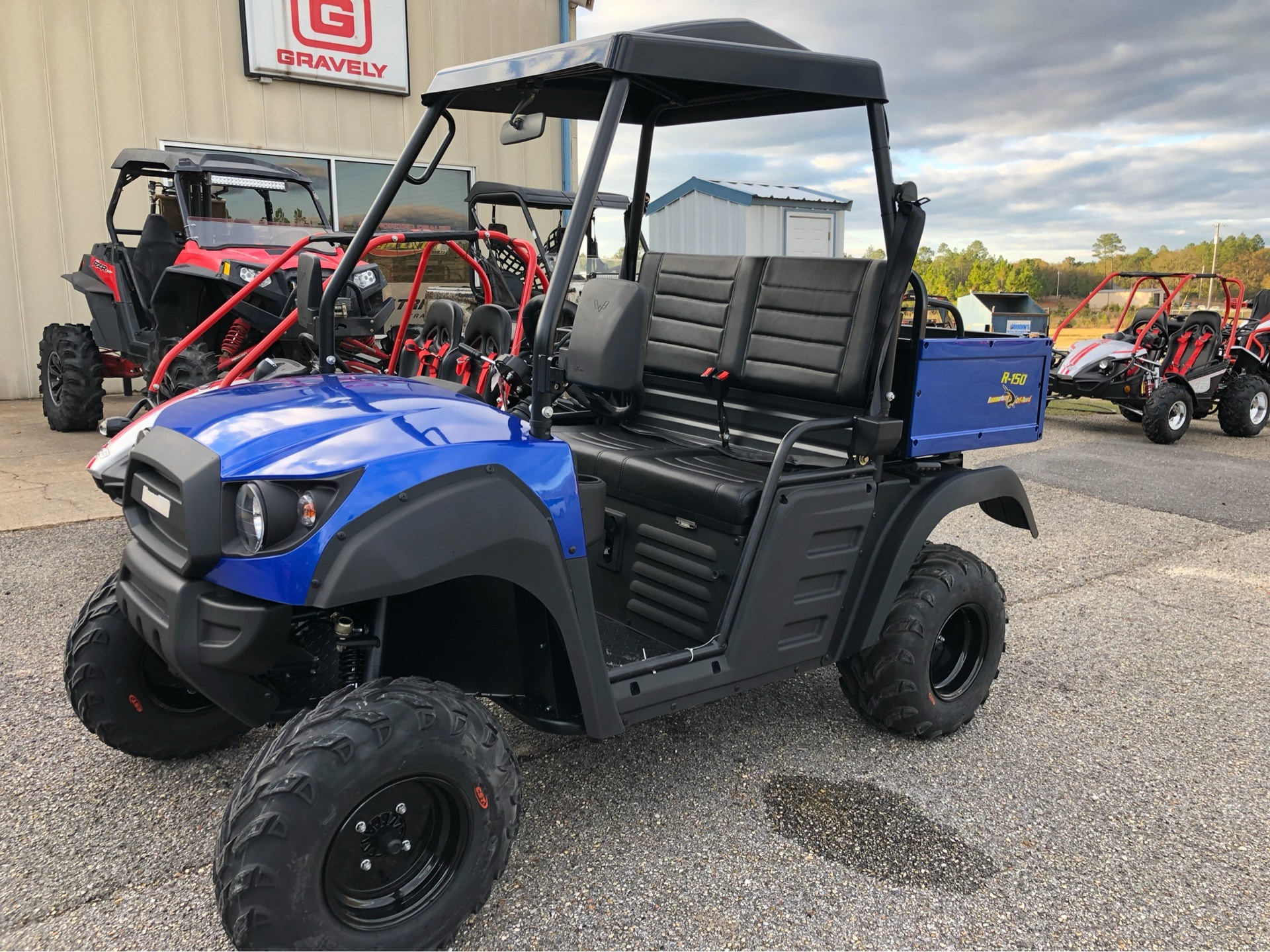 2018 Hammerhead Off-Road R-150 in Saucier, Mississippi - Photo 1