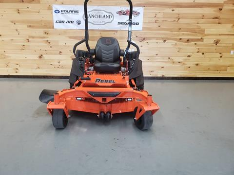 "2019 Bad Boy Mowers Rebel 54"" with 27hp Kawasaki in Saucier, Mississippi - Photo 2"