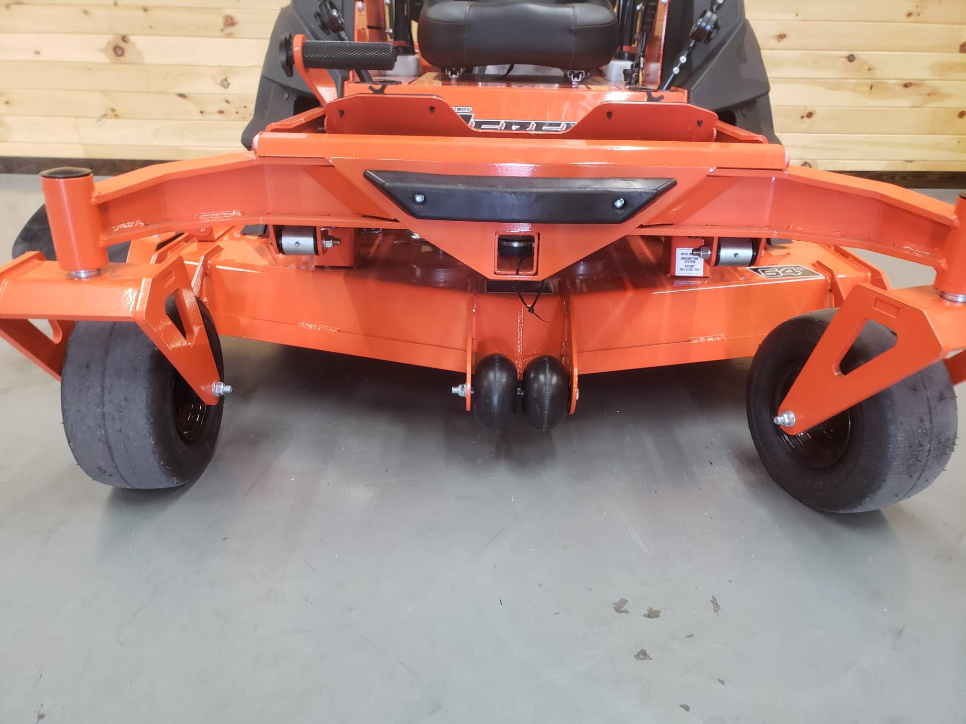 "2019 Bad Boy Mowers Rebel 54"" with 27hp Kawasaki in Saucier, Mississippi - Photo 4"
