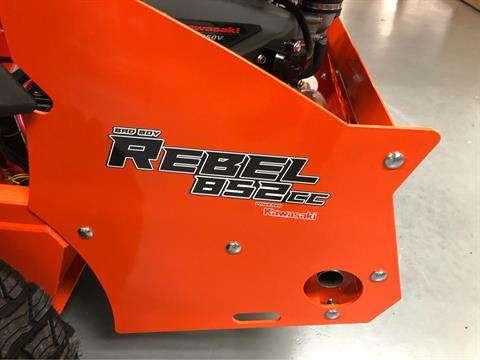 "2019 Bad Boy Mowers Rebel 54"" with 27hp Kawasaki  in Saucier, Mississippi - Photo 7"