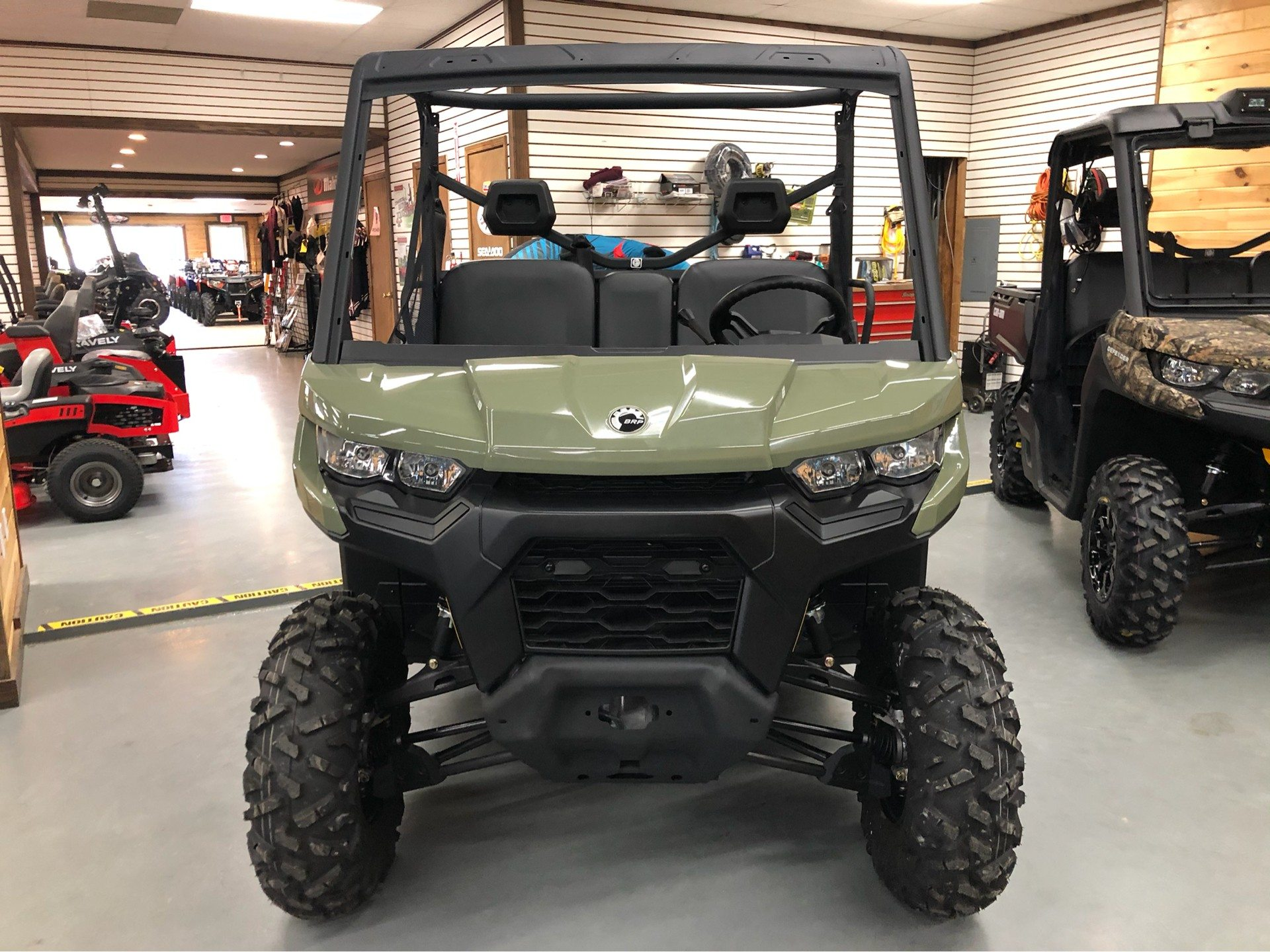 2020 Can-Am Defender HD8 in Saucier, Mississippi - Photo 3