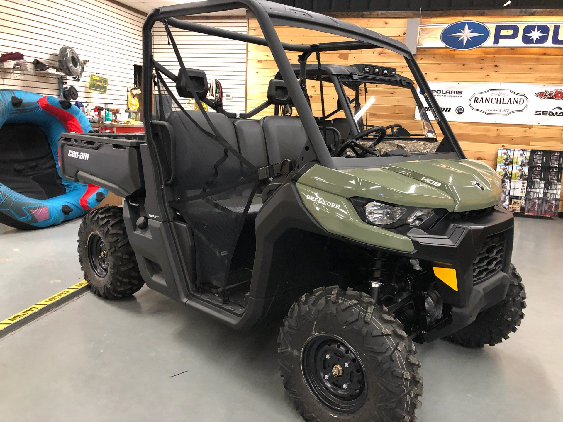 2020 Can-Am Defender HD8 in Saucier, Mississippi - Photo 4