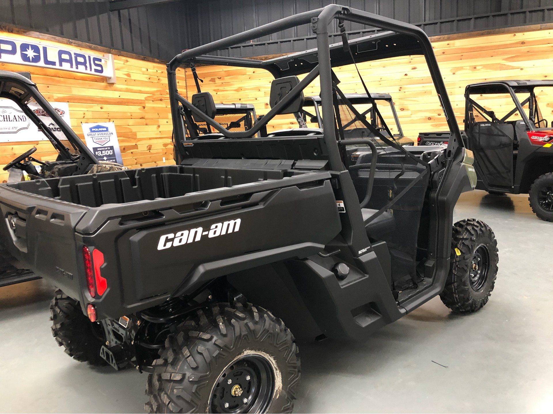 2020 Can-Am Defender HD8 in Saucier, Mississippi - Photo 5