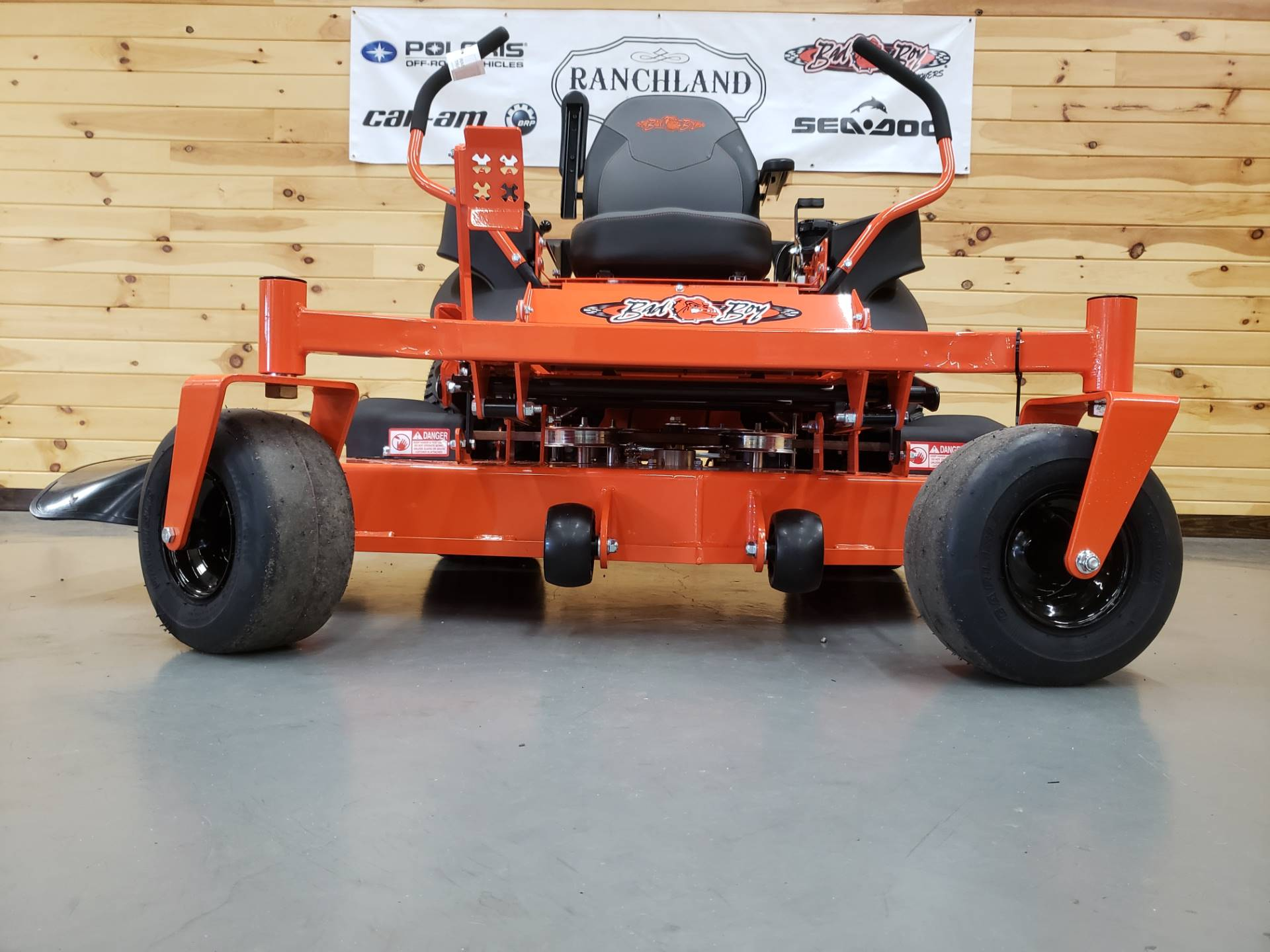 "2019 Bad Boy Mowers ZT Elite 60"" with Kawasaki FR730 in Saucier, Mississippi - Photo 13"
