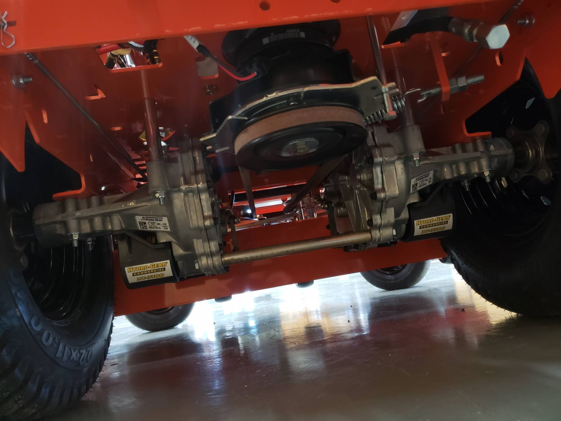 "2019 Bad Boy Mowers ZT Elite 60"" with Kawasaki FR730 in Saucier, Mississippi - Photo 16"