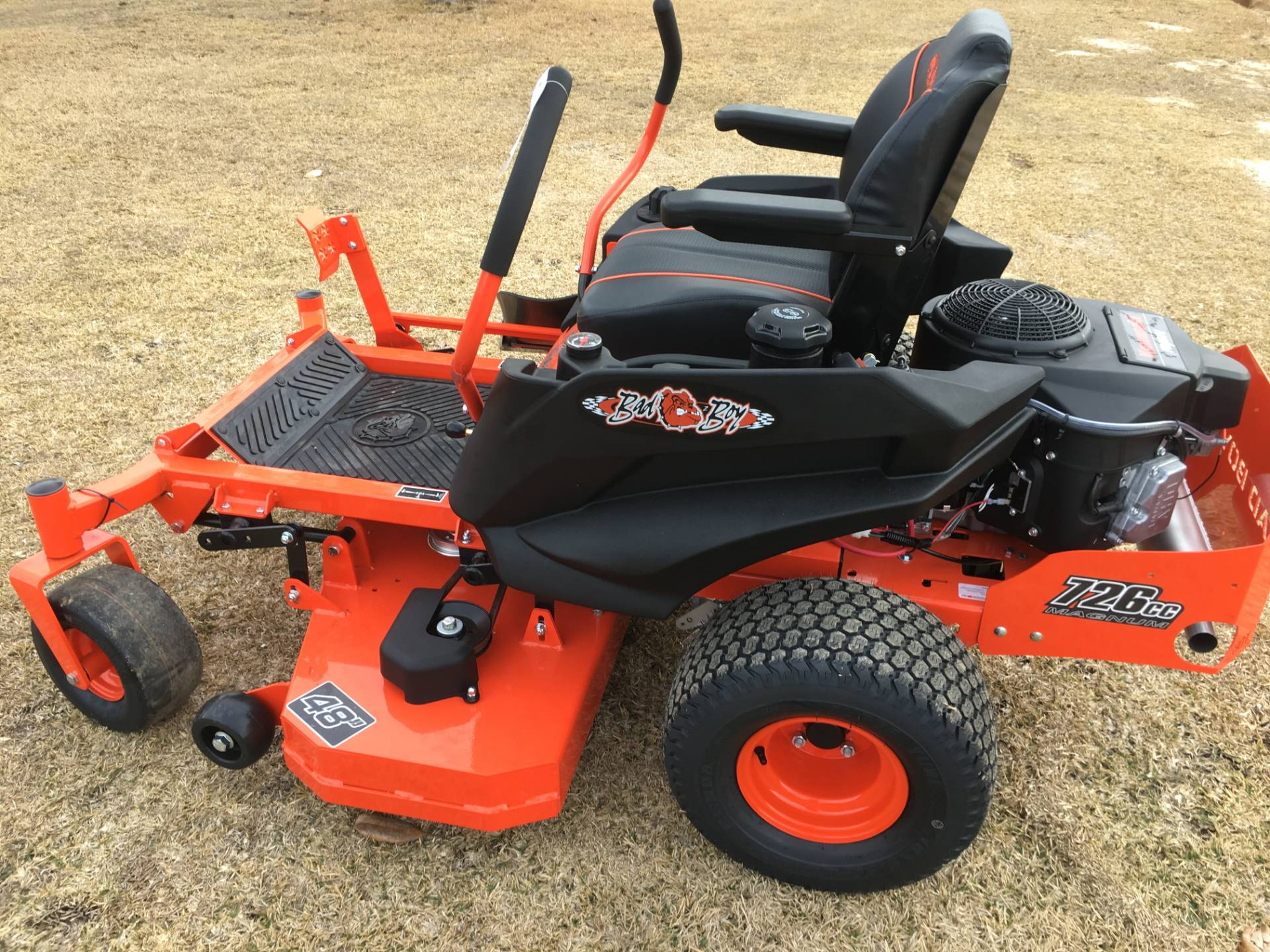 "2018 Bad Boy Mowers BMZ48FR651 - MZ Magnum 48"" Kawasaki in Saucier, Mississippi"